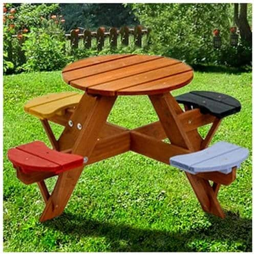 Summer In Style Kid Sized Outdoor Furniture Apartment Therapy