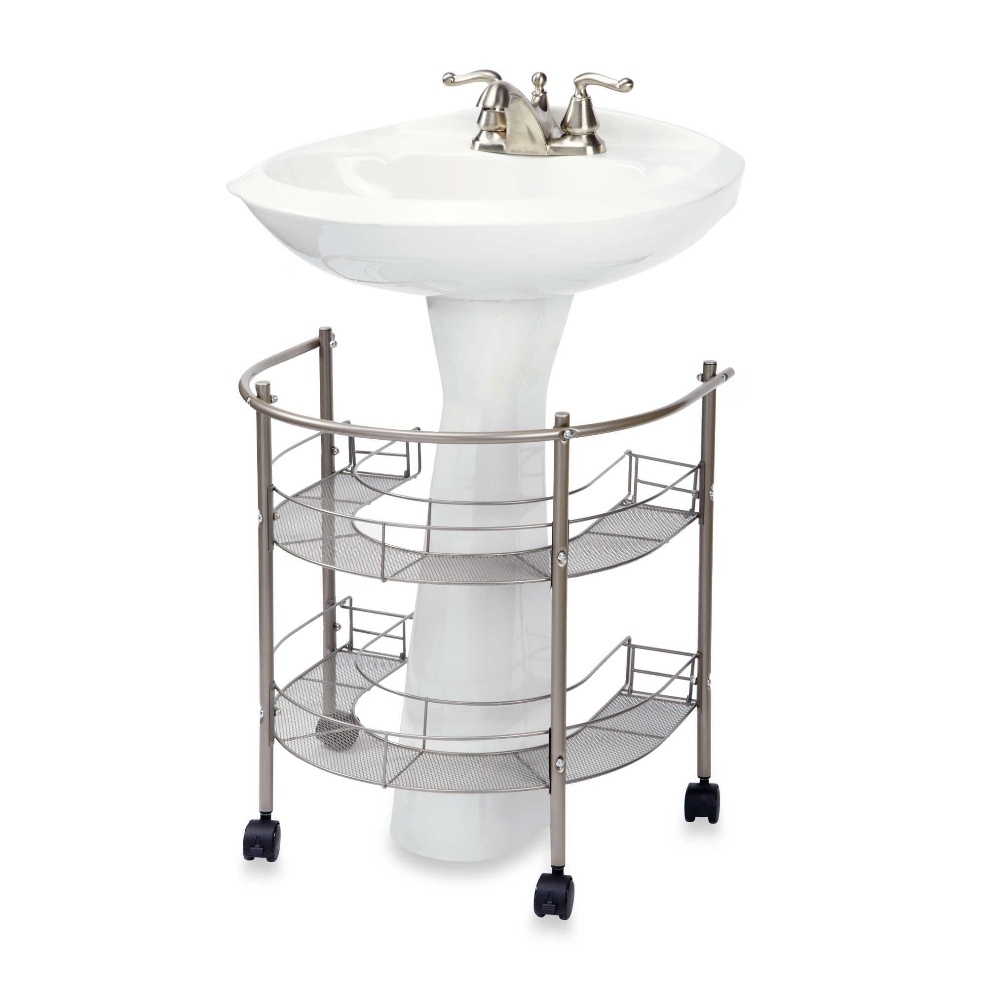 Bathroom Storage Ideas - Storage For Small Bathrooms ...
