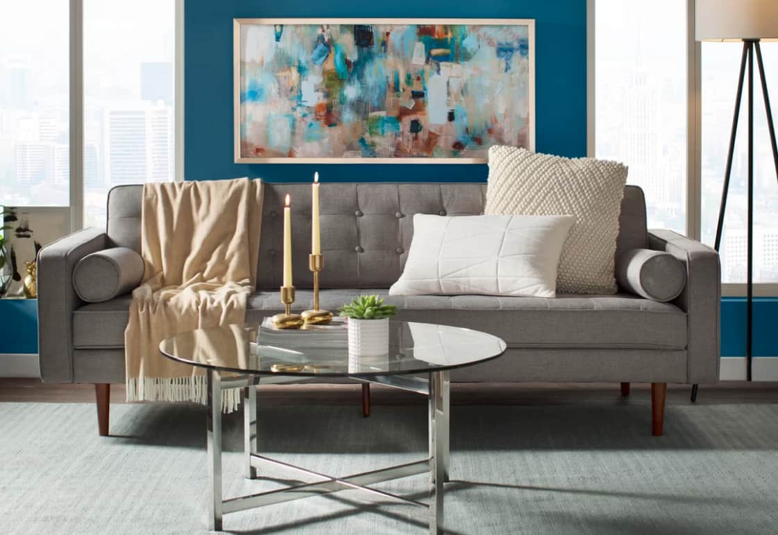 9 places to find inexpensive modern furniture