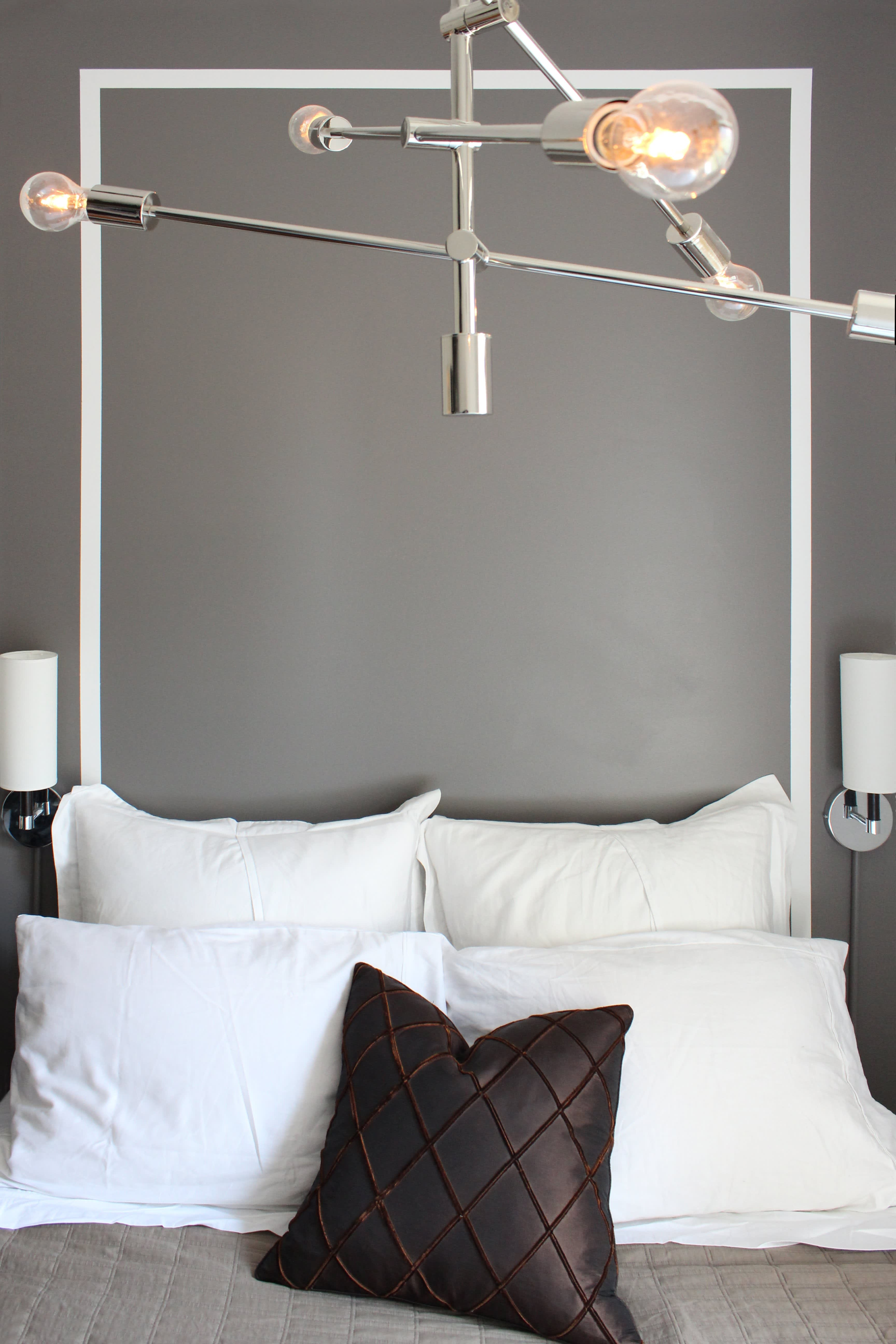 10 alternative headboard ideas you might not have thought - What to use instead of a headboard ...