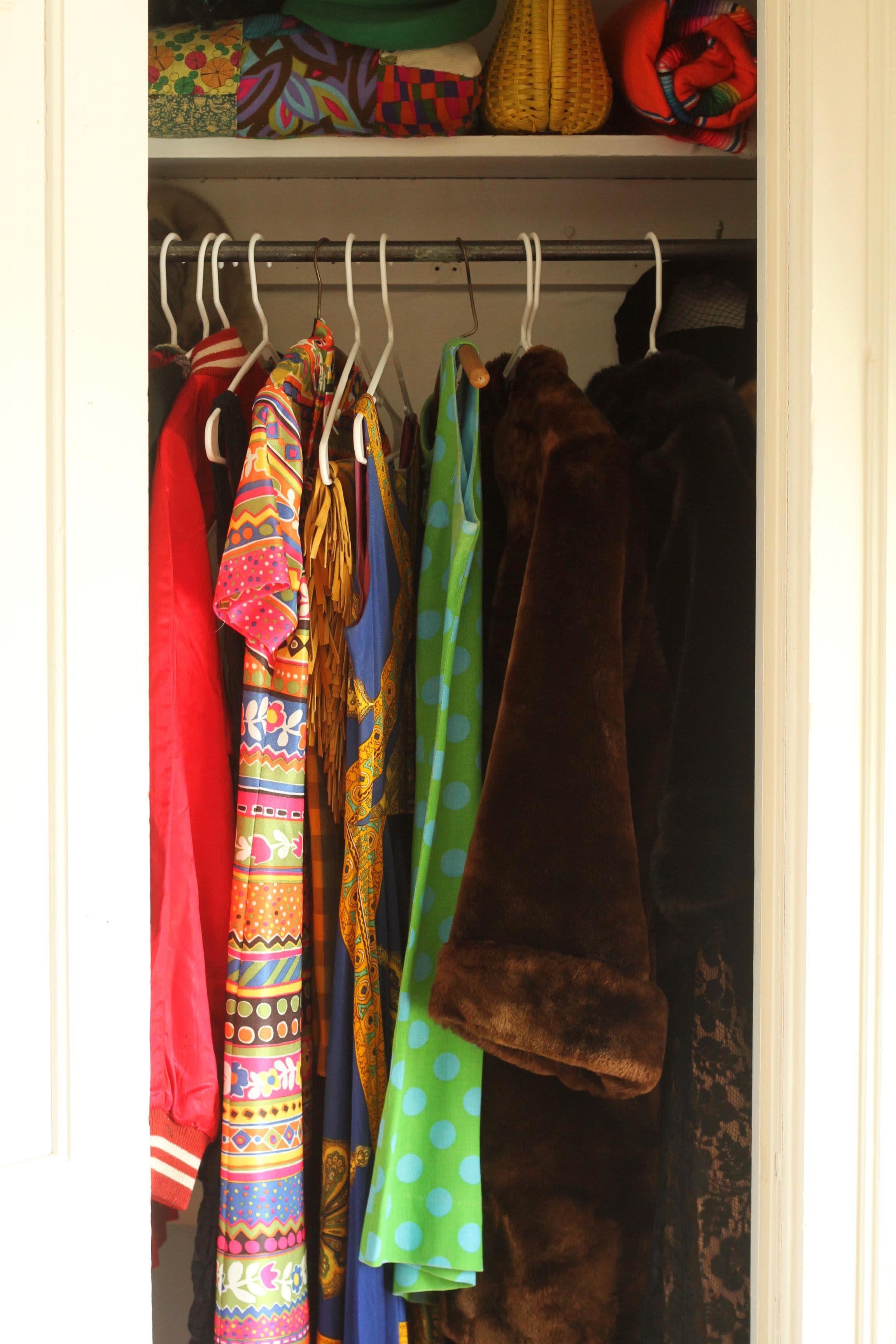Closet Eating