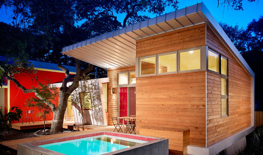 How To Fit A Pool Into A Small Backyard Apartment Therapy