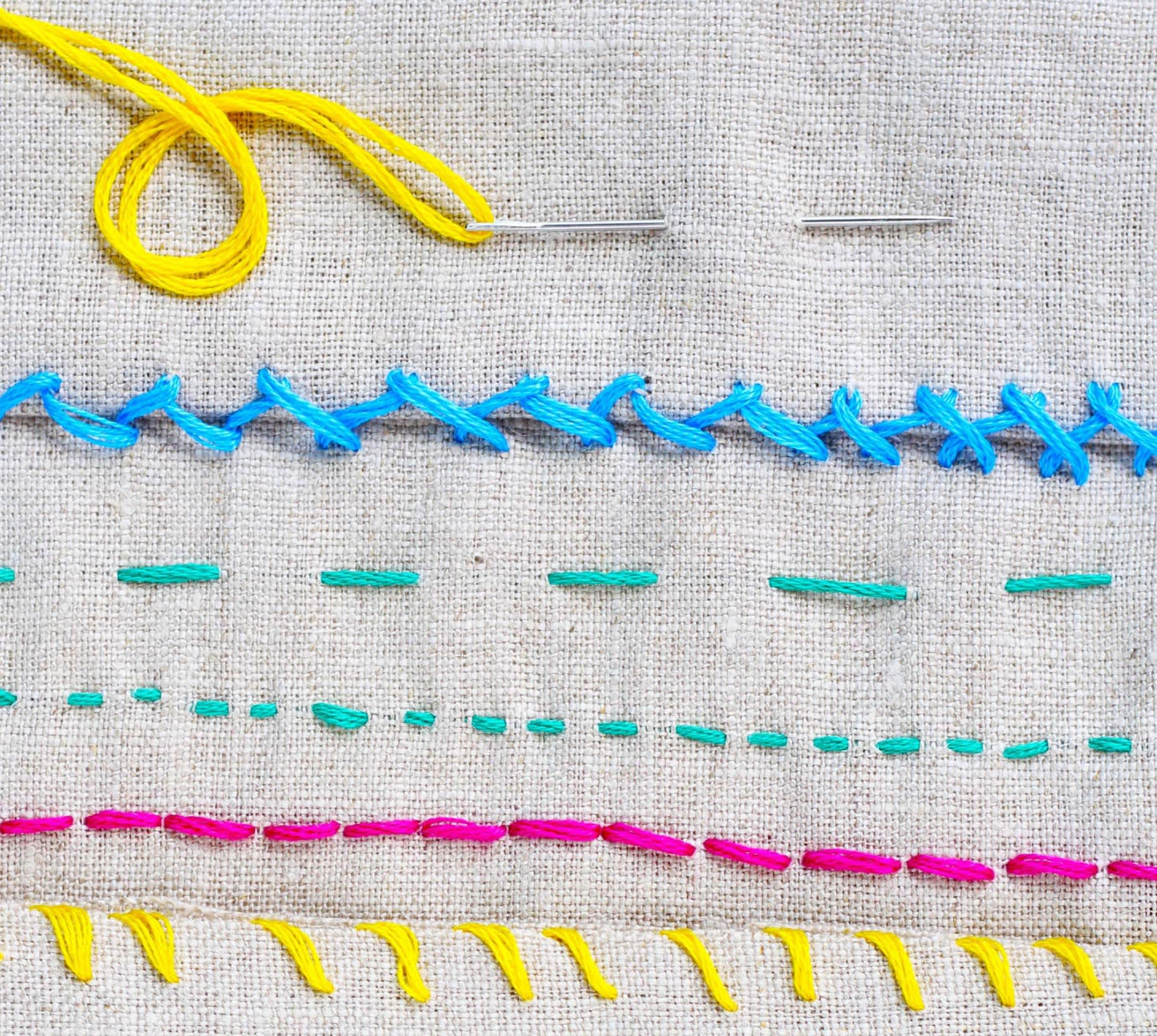 Cool How To Hand Sew 6 Basic Stitch Photo Tutorials Apartment Therapy Wiring 101 Omenaxxcnl