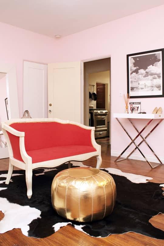 Best Pink Color Schemes Paint Color Picks Apartment Therapy