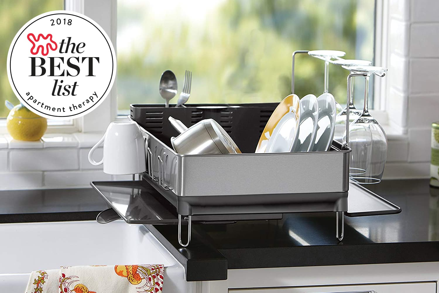 The Best Dish Racks | Apartment Therapy U Style Kitchen Sink Mats on black kitchen mats, kitchen cabinet mats, kitchen countertop mats, kitchen slice mats, industrial kitchen mats, kitchen door mats, kitchen chair mats, shower mats, kitchen drain mats, kitchen table mats, kitchen rugs and mats, kitchen floor mat, kitchen area mats, padded kitchen mats, kitchen heat mats, decorative kitchen mats, colorful kitchen mats, kitchen mats product, kitchen counter mats, bathtub mats,