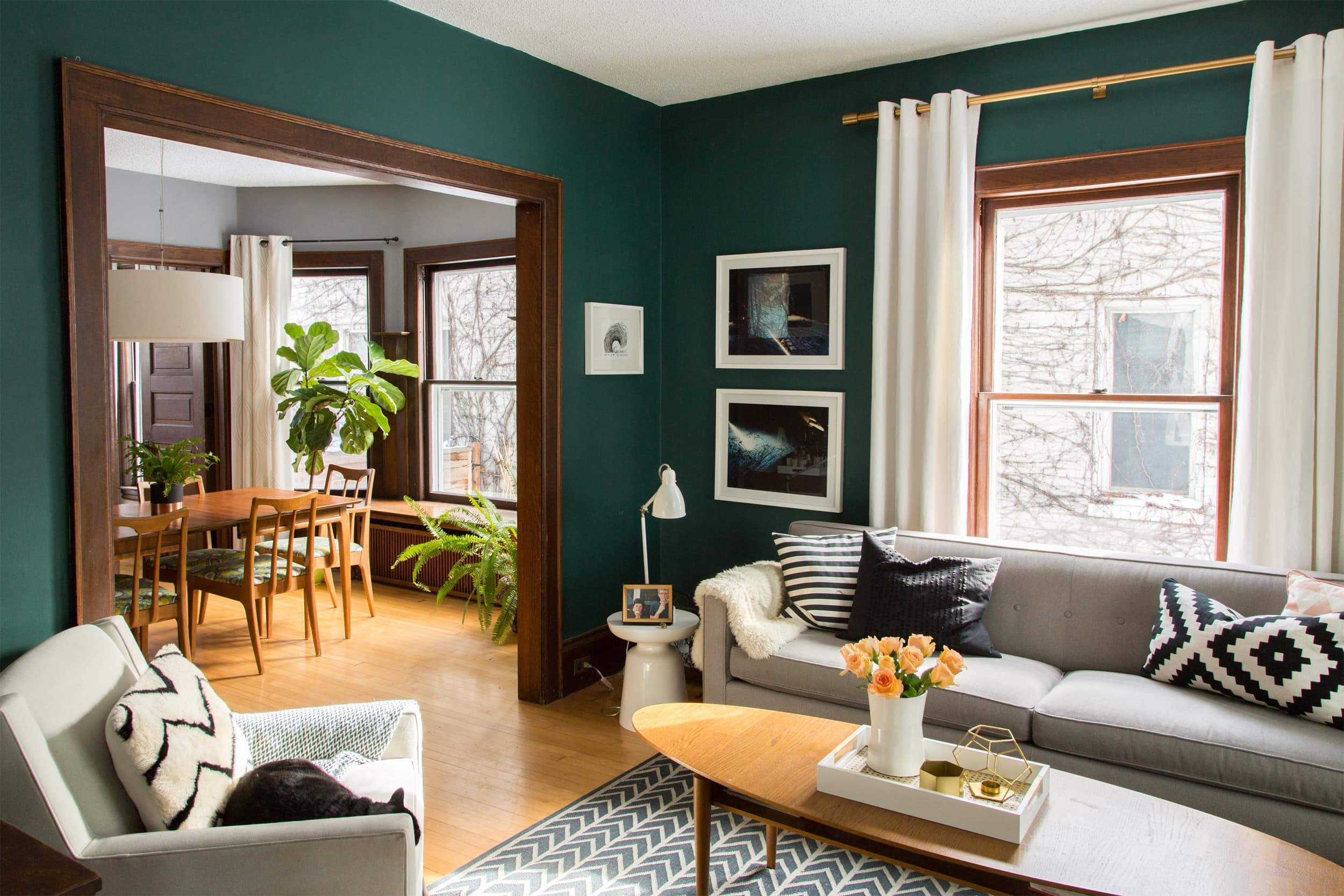 A 106 Year Old Minneapolis House With Chill Scandinavian Vibes
