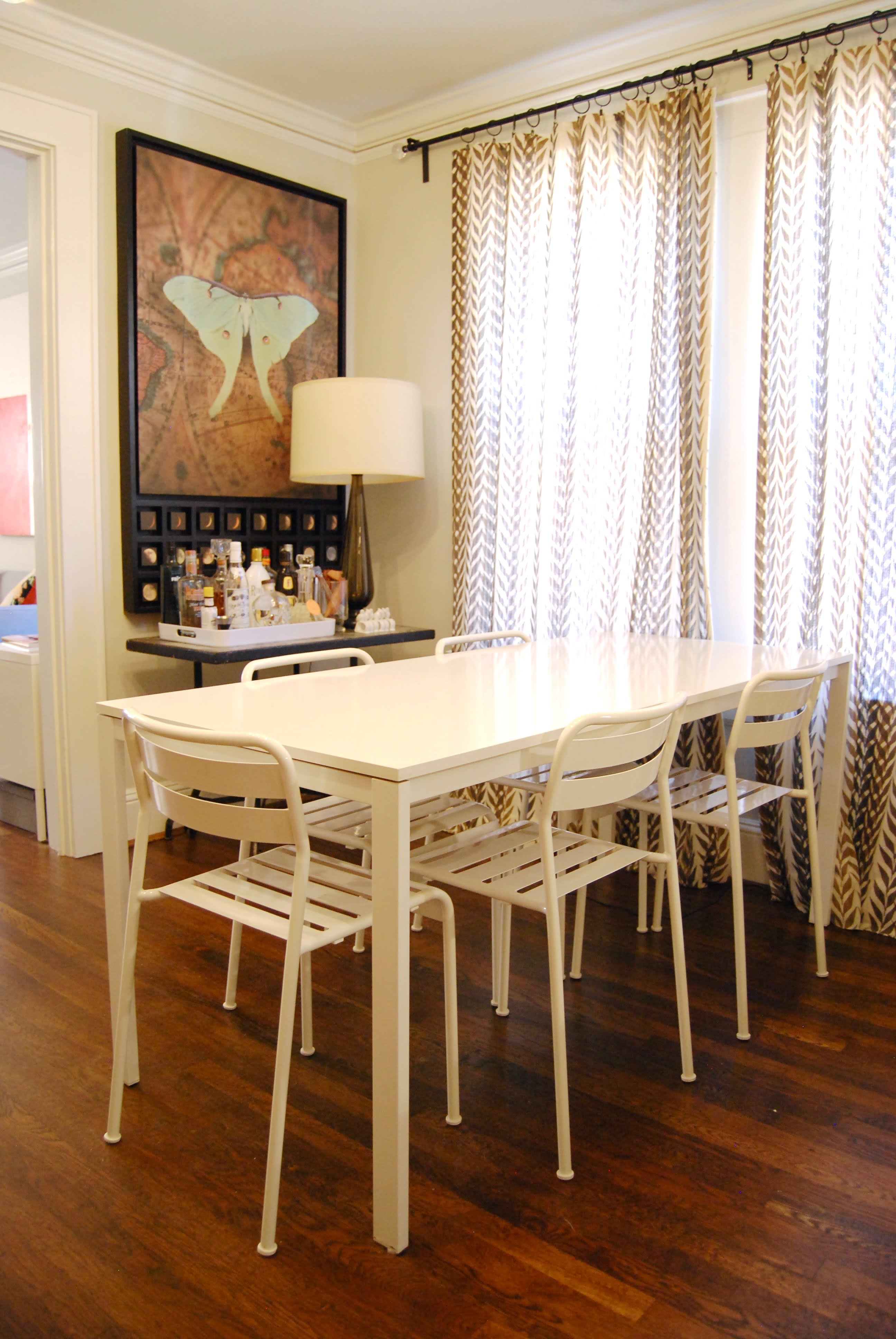 House Tour An Eclectic Mod Cottage In Atlanta Apartment