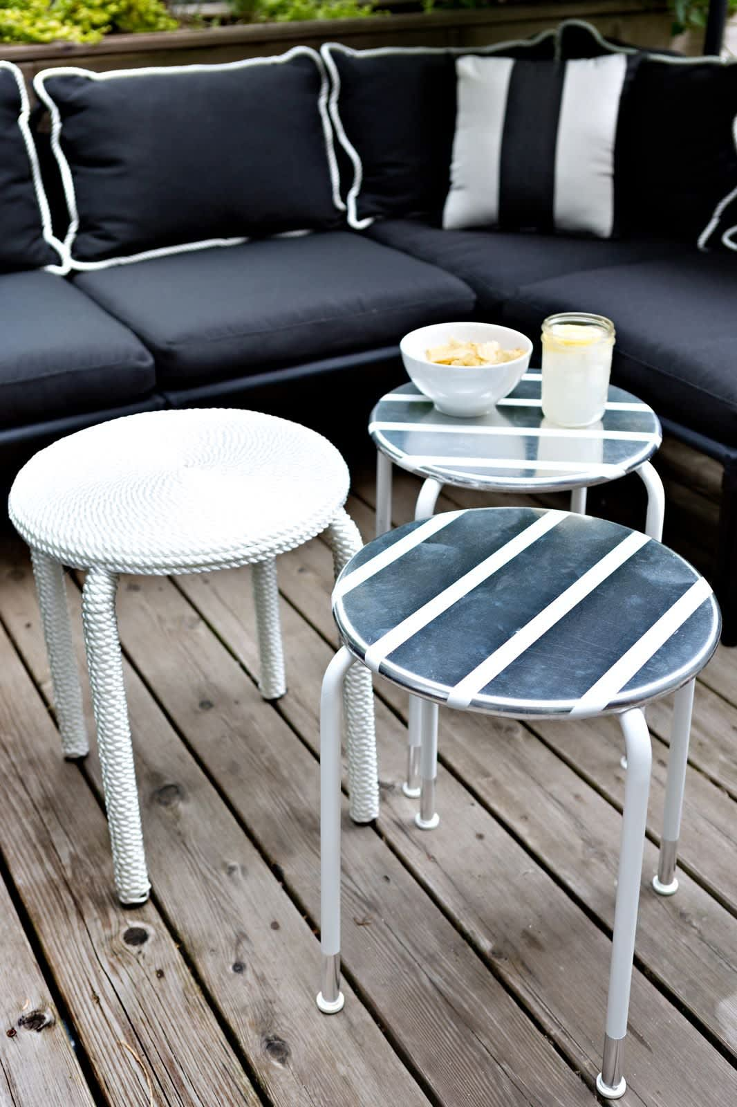 Easy affordable surprisingly chic ikea hacks for your patio or balcony