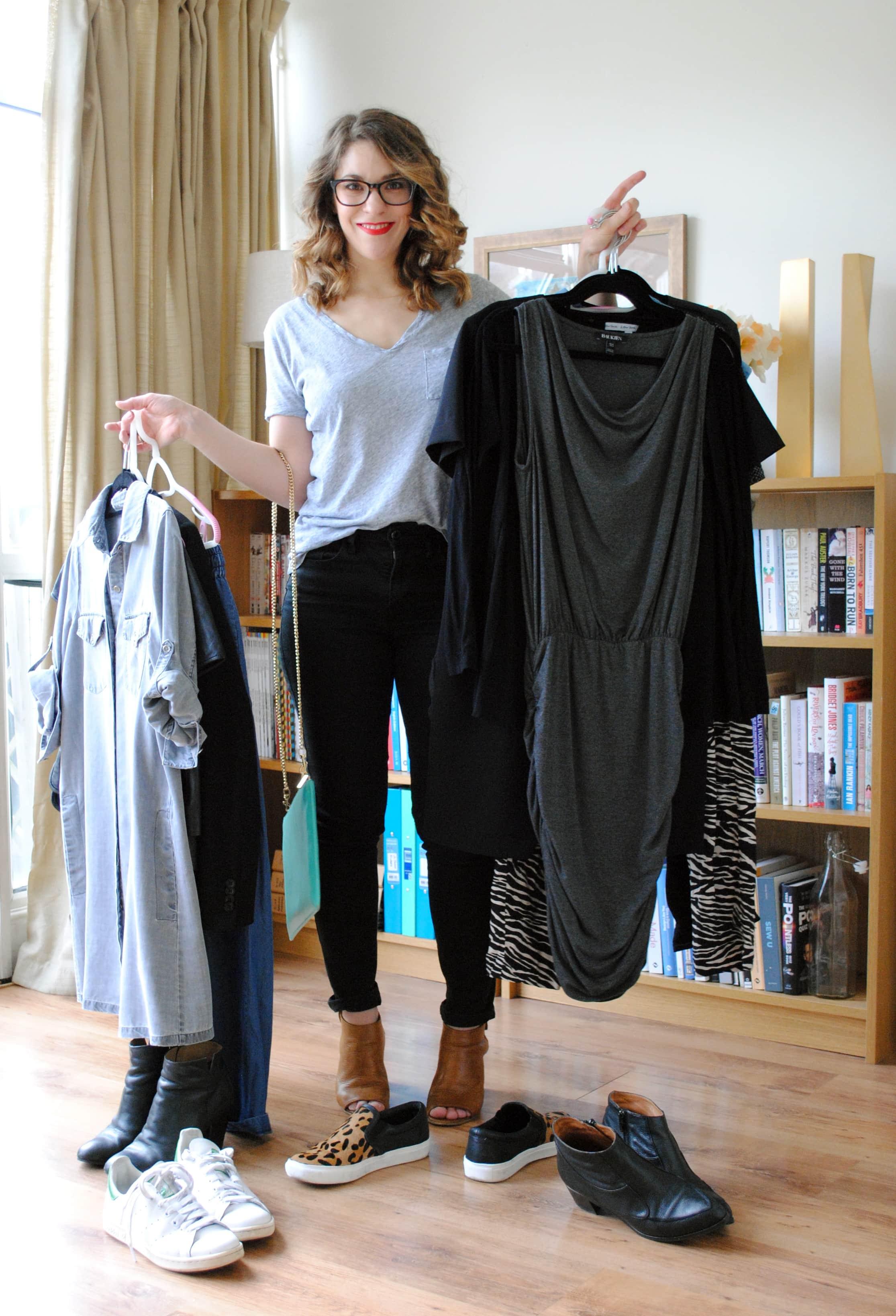 85842832b4888 Capsule Wardrobe Update  Eleanor s Spring Capsule