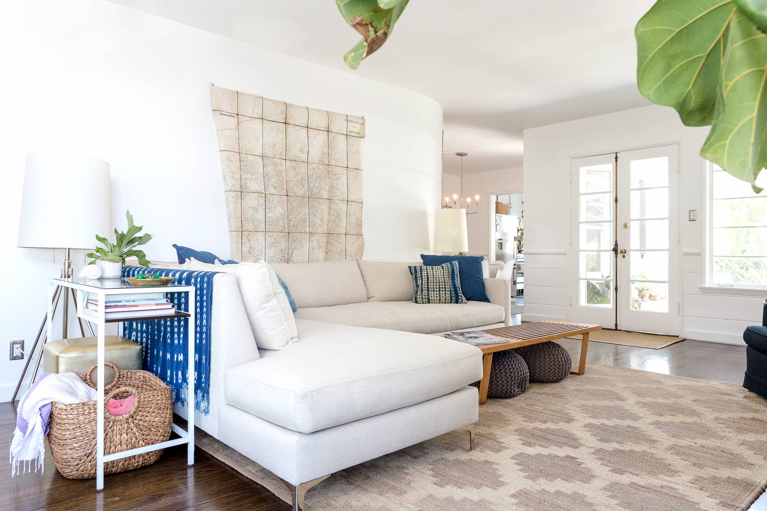 House Tour A Modern Mash Up In An Echo Park Bungalow