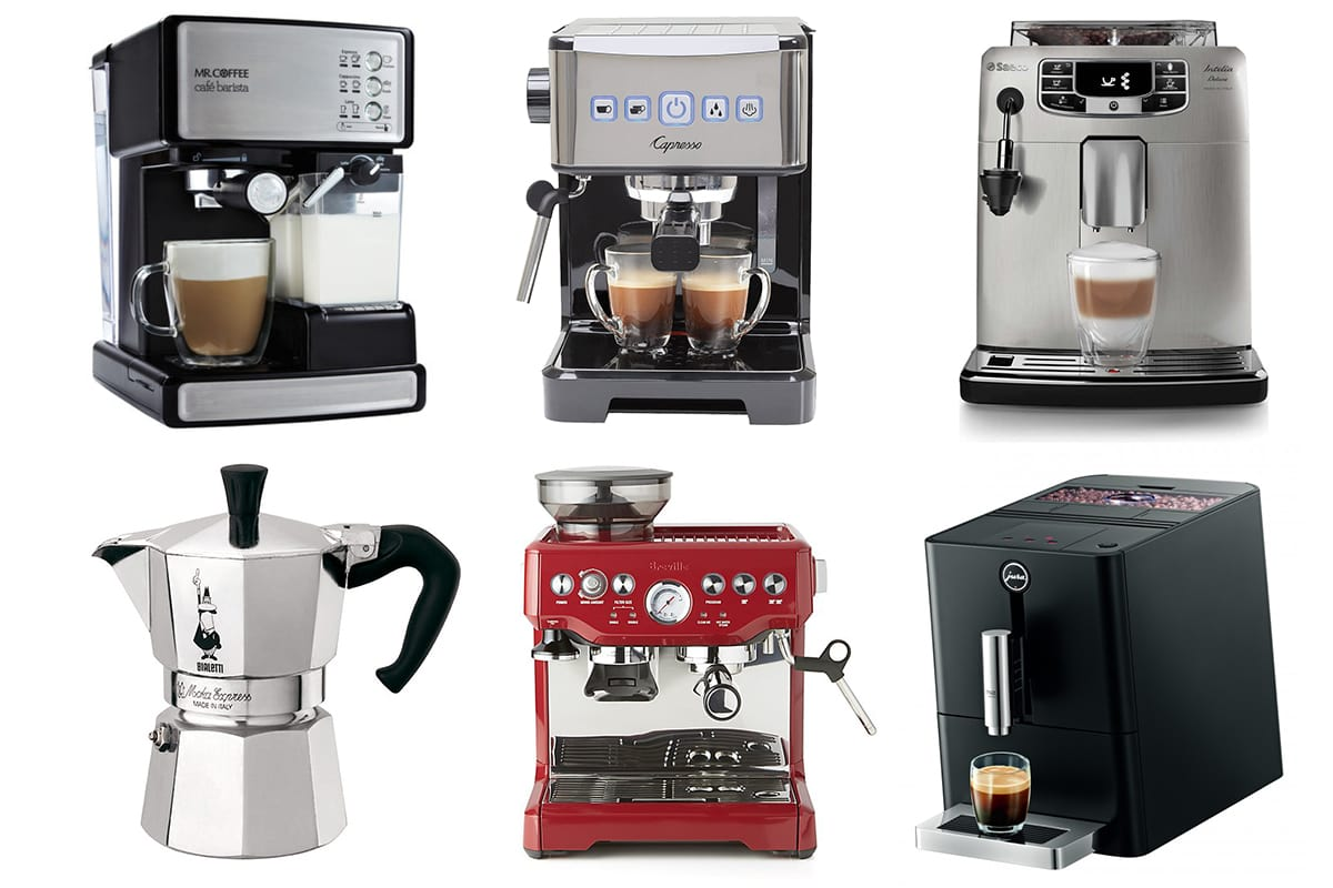 But First Coffee The Top 13 Best Espresso Machines Under 1000