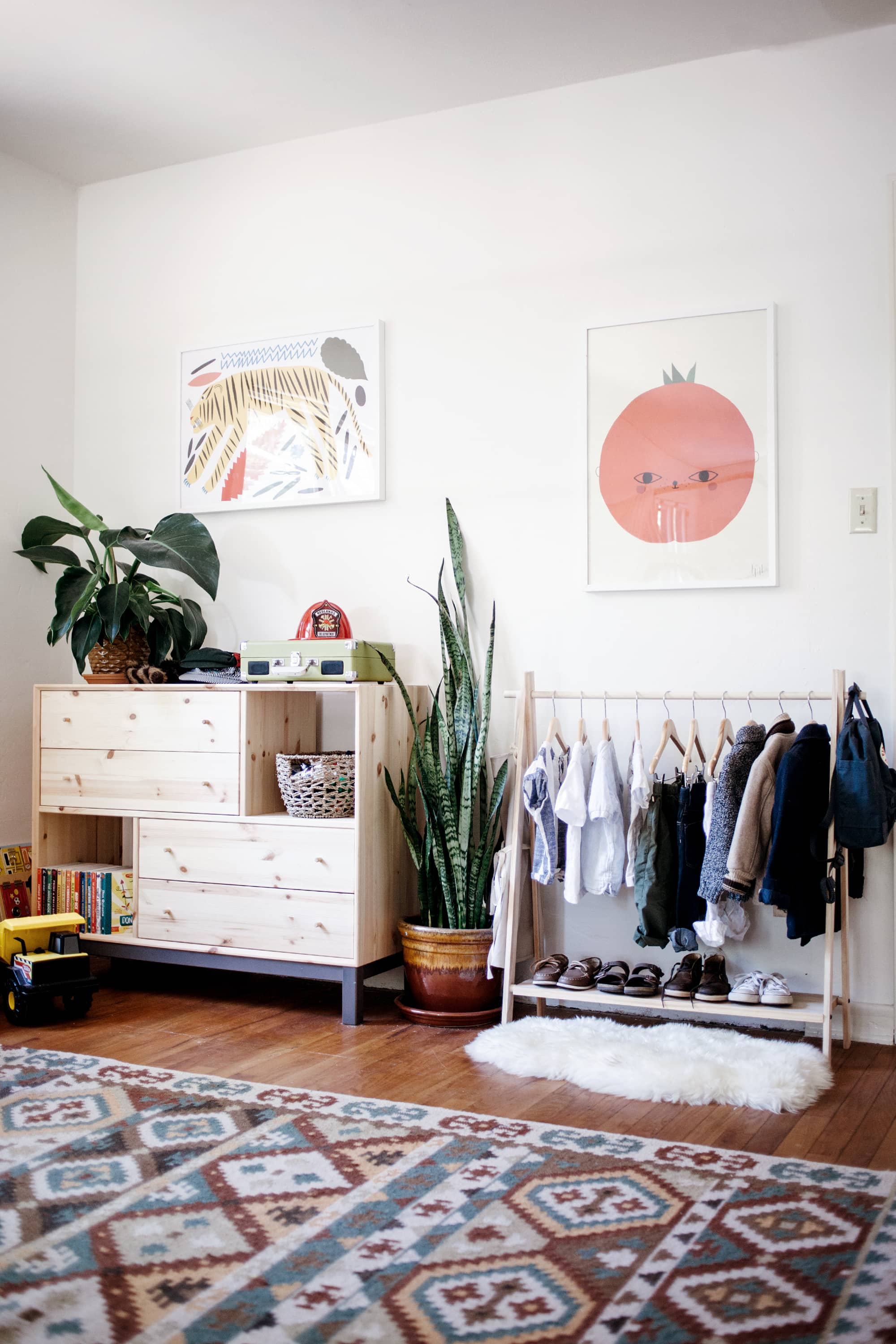 Before Amp After A Long Narrow Room Becomes A Shared Solution Apartment Therapy