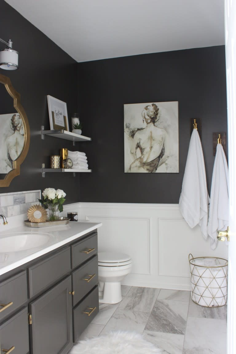 Inexpensive Bathroom DIYs for Less Than $100 | Apartment ...