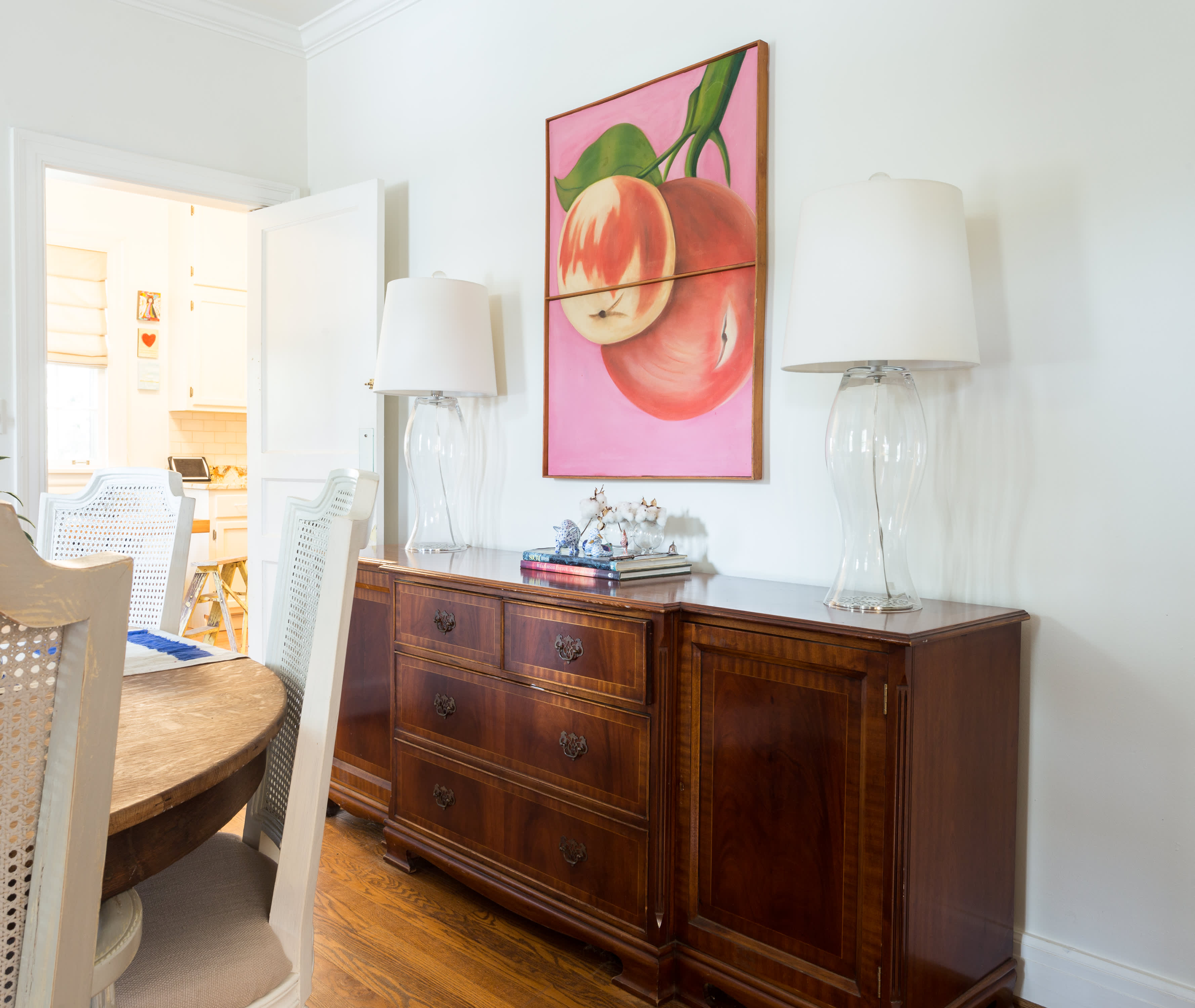 Harpers Square Apartments: House Tour: A Classic, Art-Filled Nashville Home