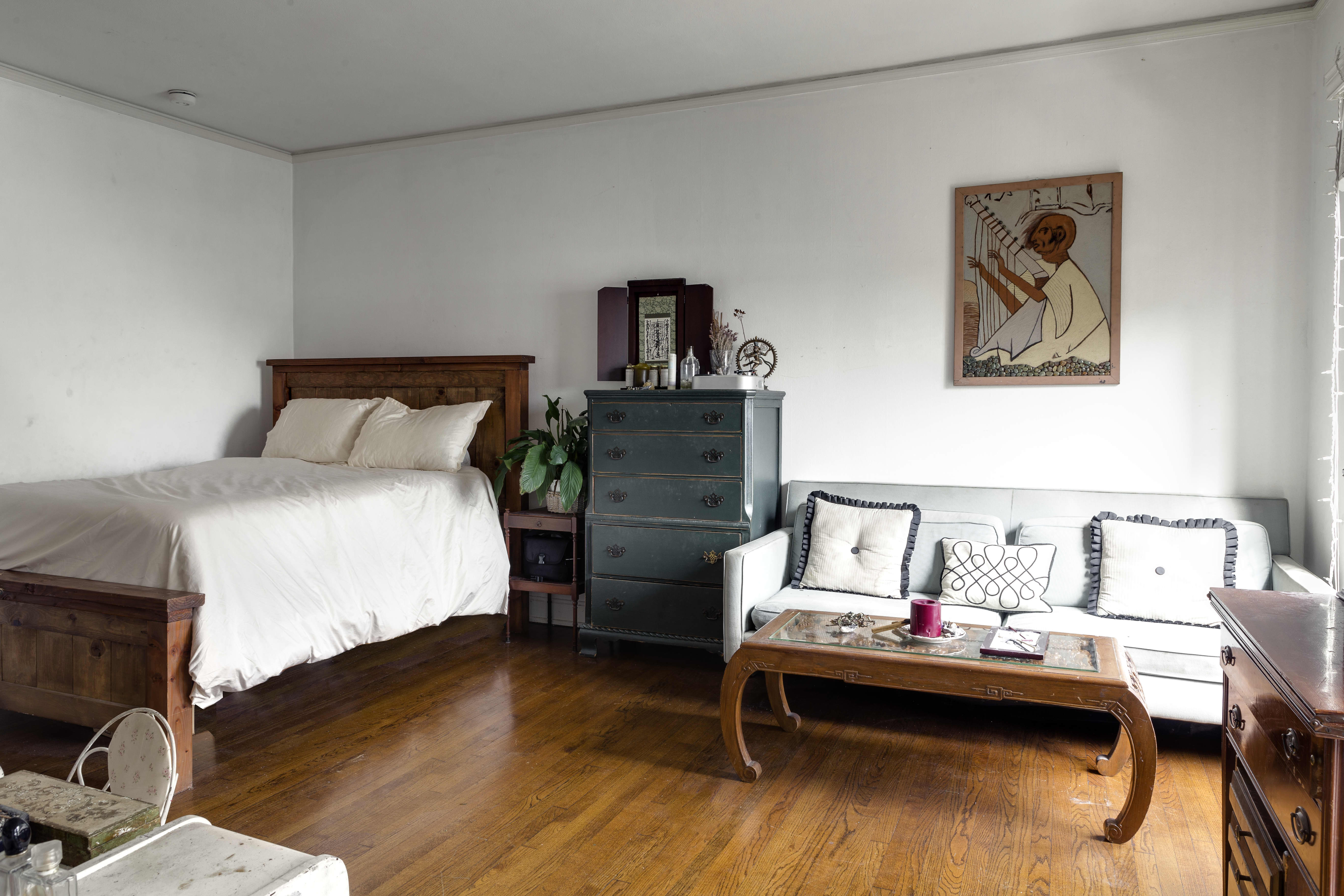 House tour a 500 square foot california studio apartment - 500 square foot apartment ...