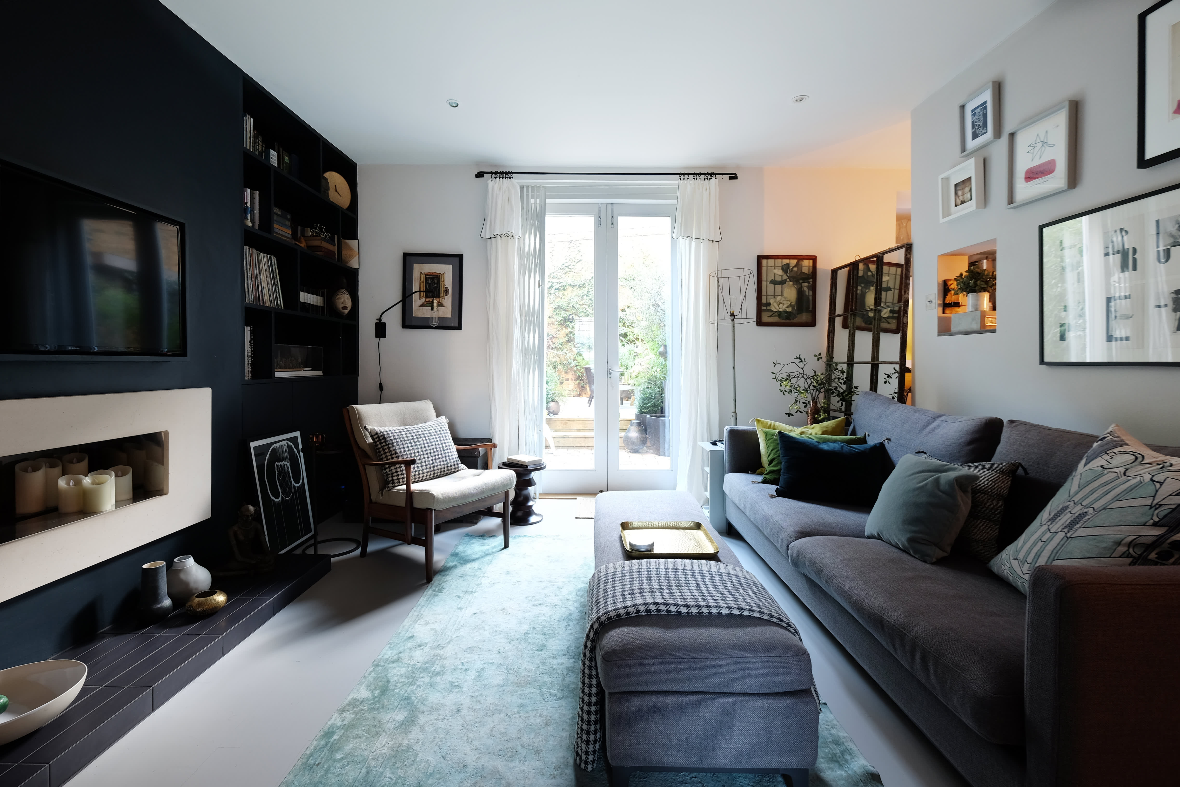 A Chic Small Space in the Heart of London