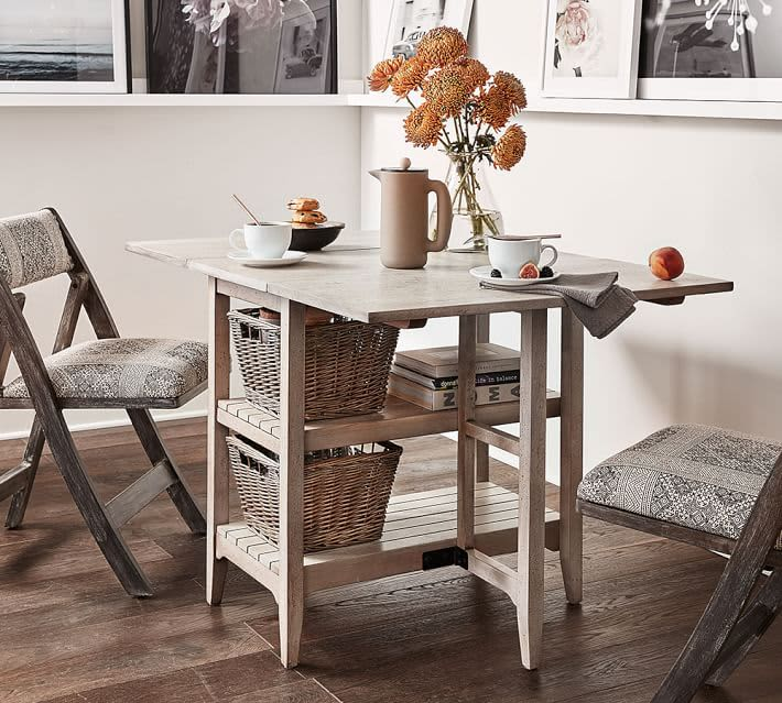 Pottery Barn Debuts Small Space Furniture Collection Apartment Therapy