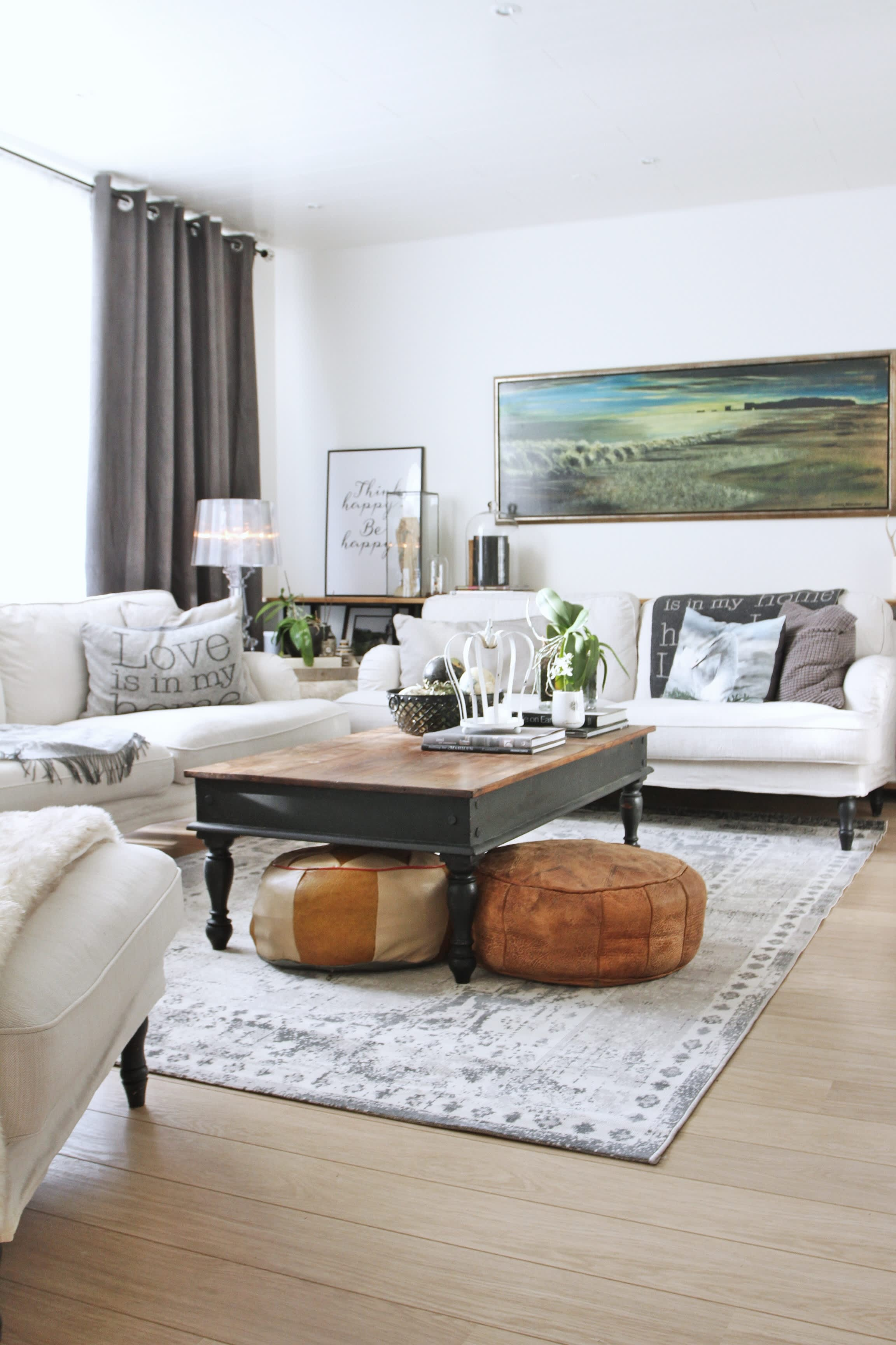 House Tour Industrial Farmhouse Style Home In Iceland Apartment