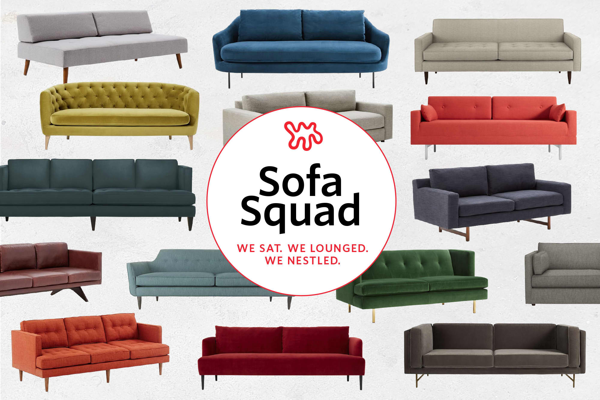 Introducing The Sofa Squad: Our Hunt For REALLY