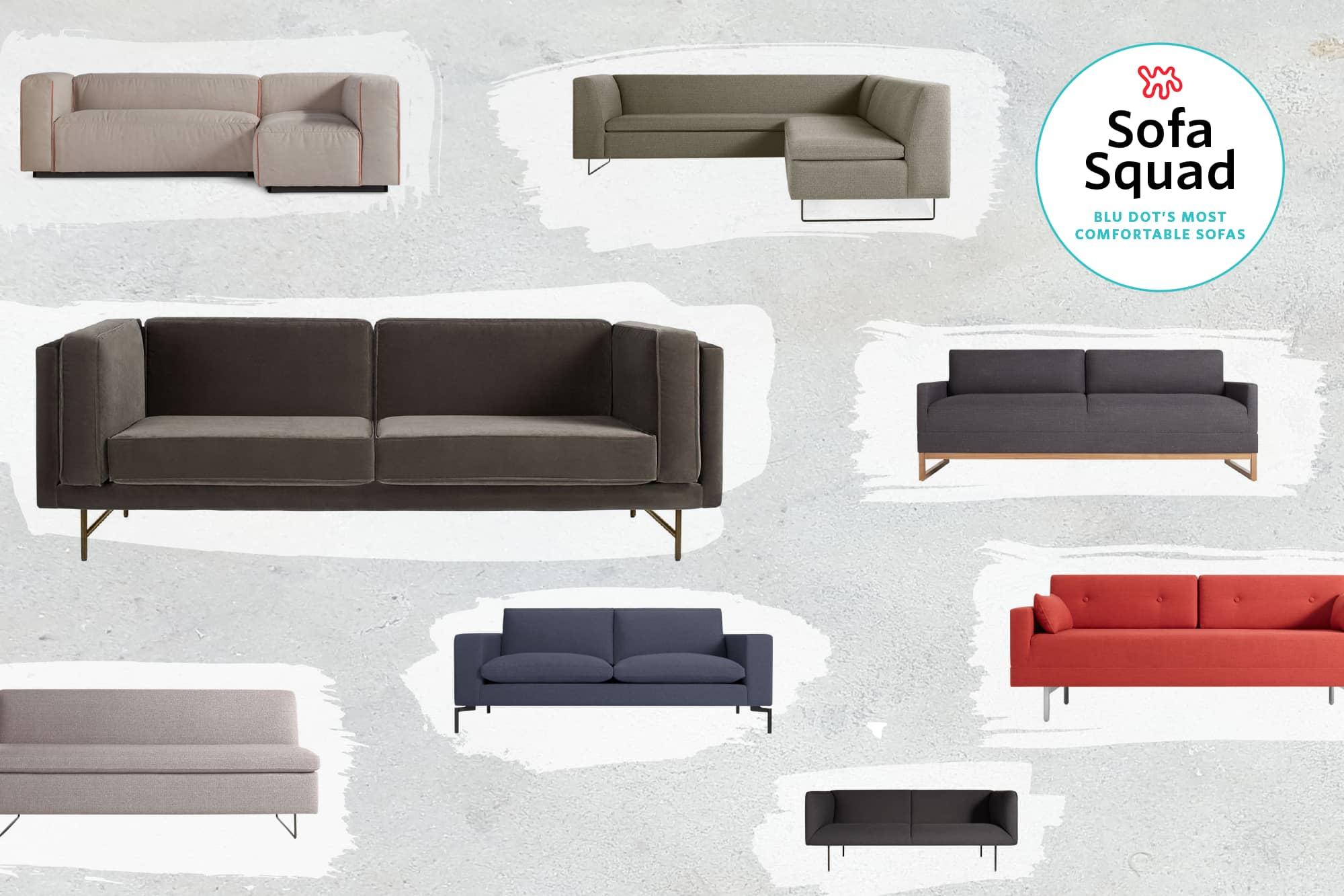 Reviewed: The Most Comfortable Sofas at Blu Dot | Apartment Therapy