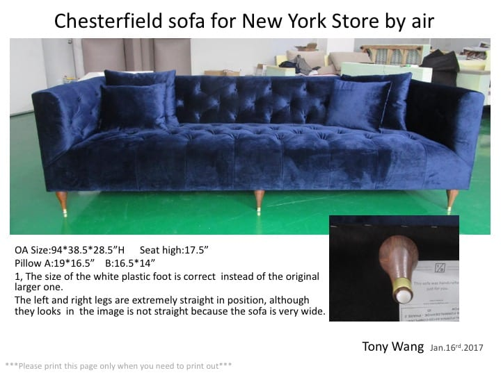 A New Take On The Chesterfield Sofa Ms Chesterfield Apartment