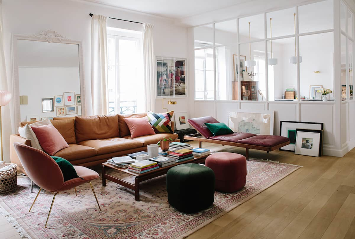 Creative Ways To Rethink Your Living Room Layout Apartment Therapy