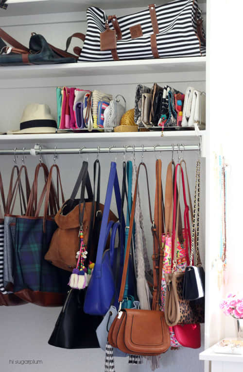 3f60410654 The Ultimate Guide to Organizing Bags   Purses