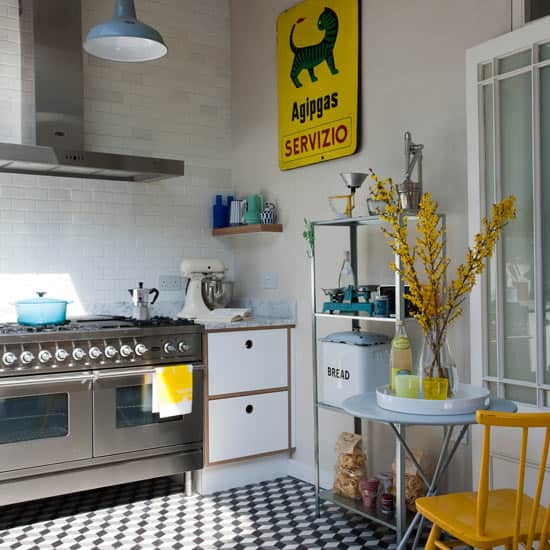 Kitchen Renovation Apartment Therapy: Concrete Tile In The Kitchen: Remodeling Ideas We Love