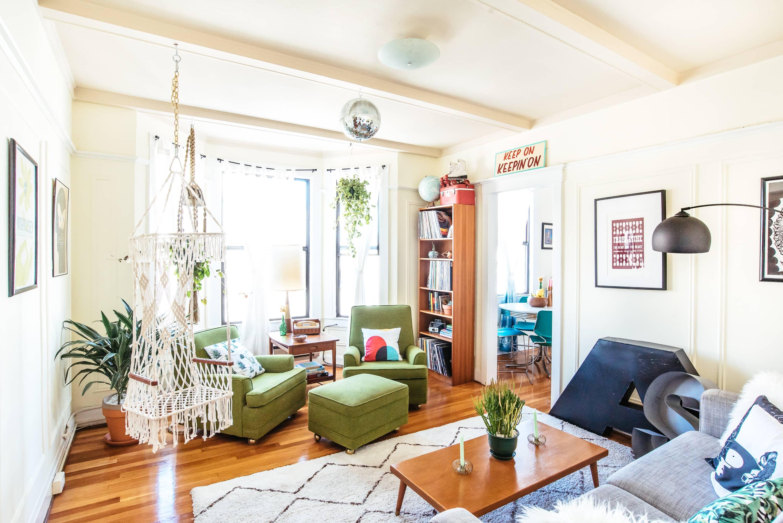 House Tour A Craigslist Chic San Francisco Apartment Apartment