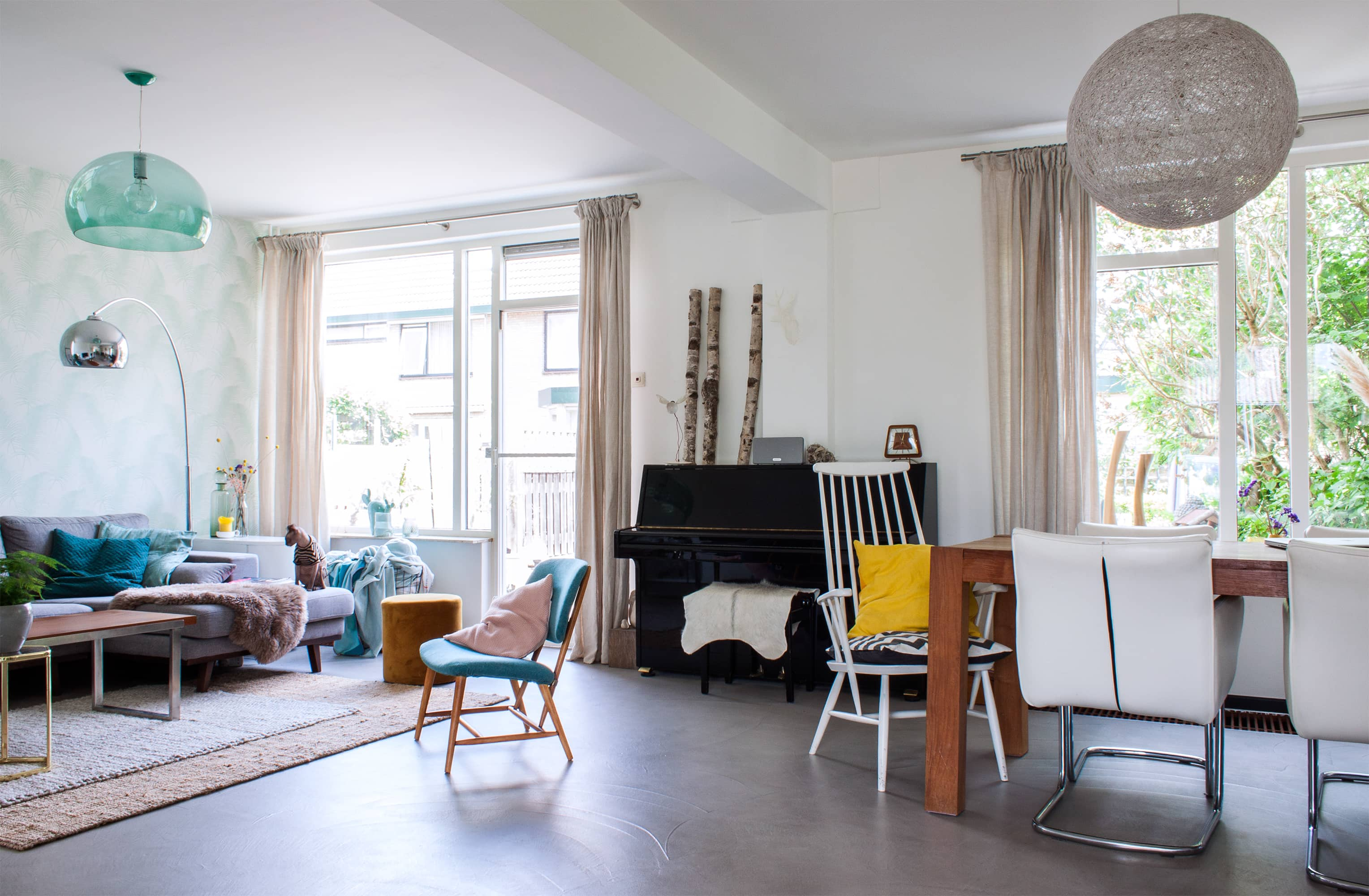 A dutch interior stylist reinvents her childhood home gallery image 9