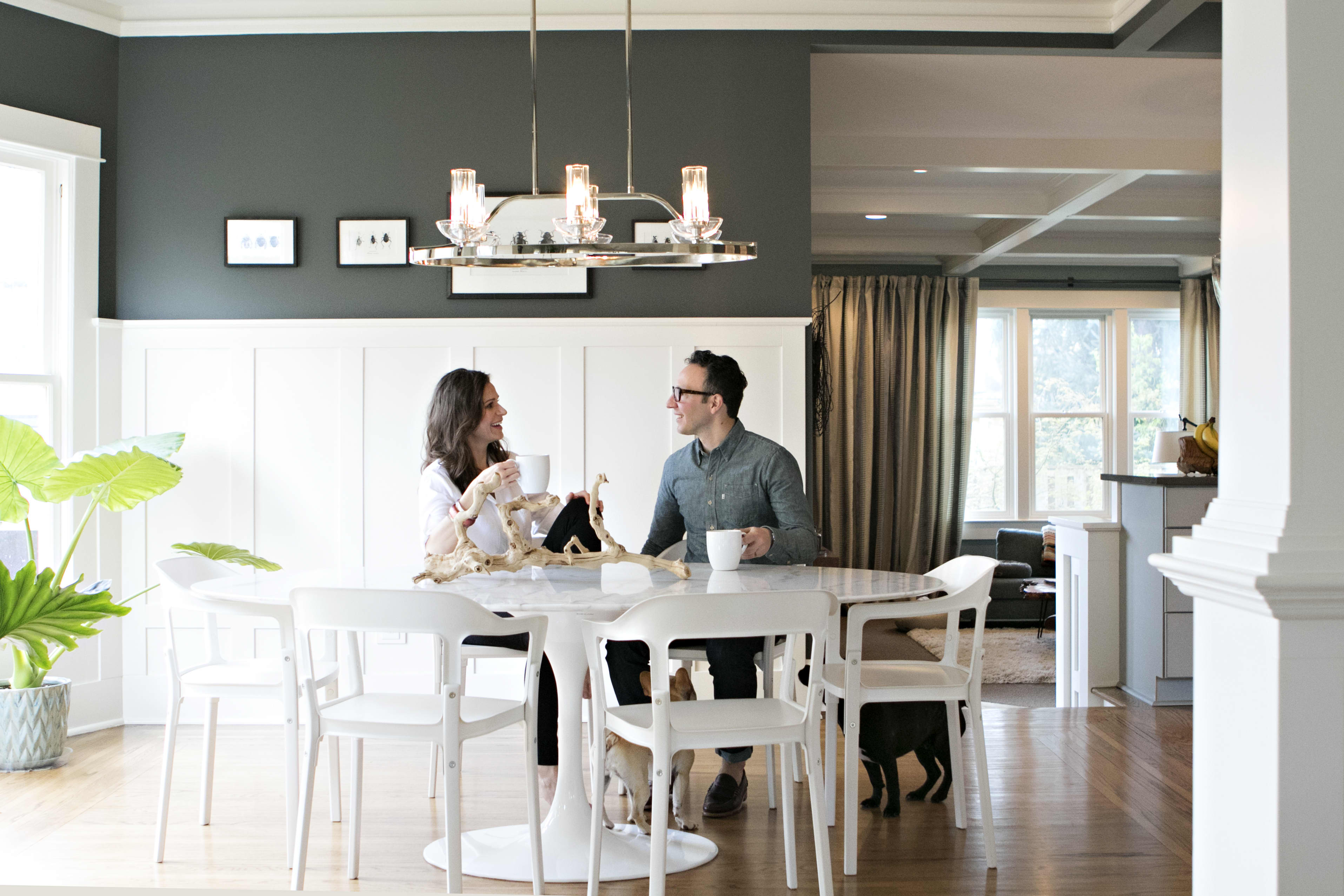 House Tour An 1910 Portland Home Decorated From Scratch