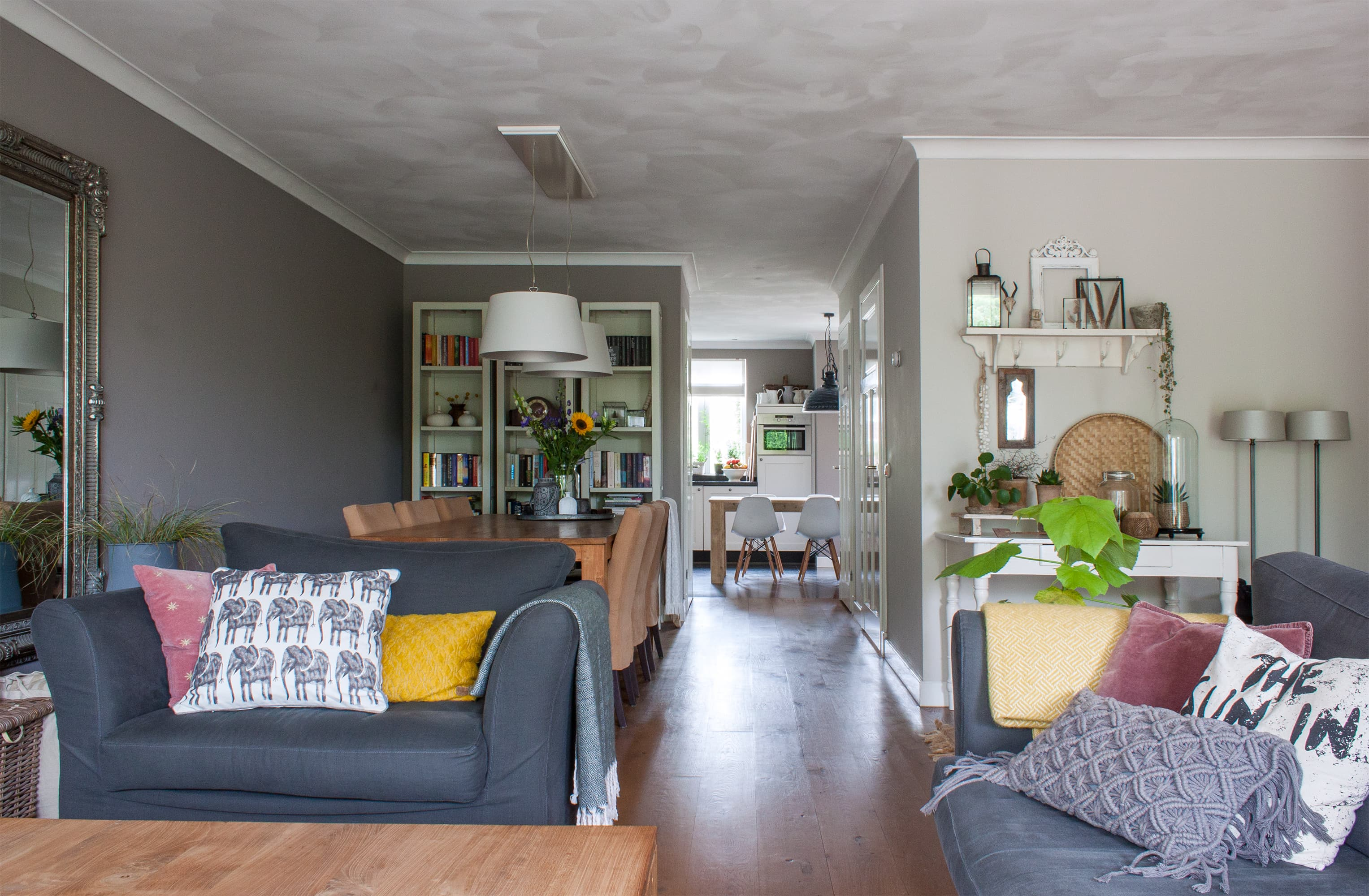House Tour A Modern Dutch Home With A Cozy Country Feel Apartment