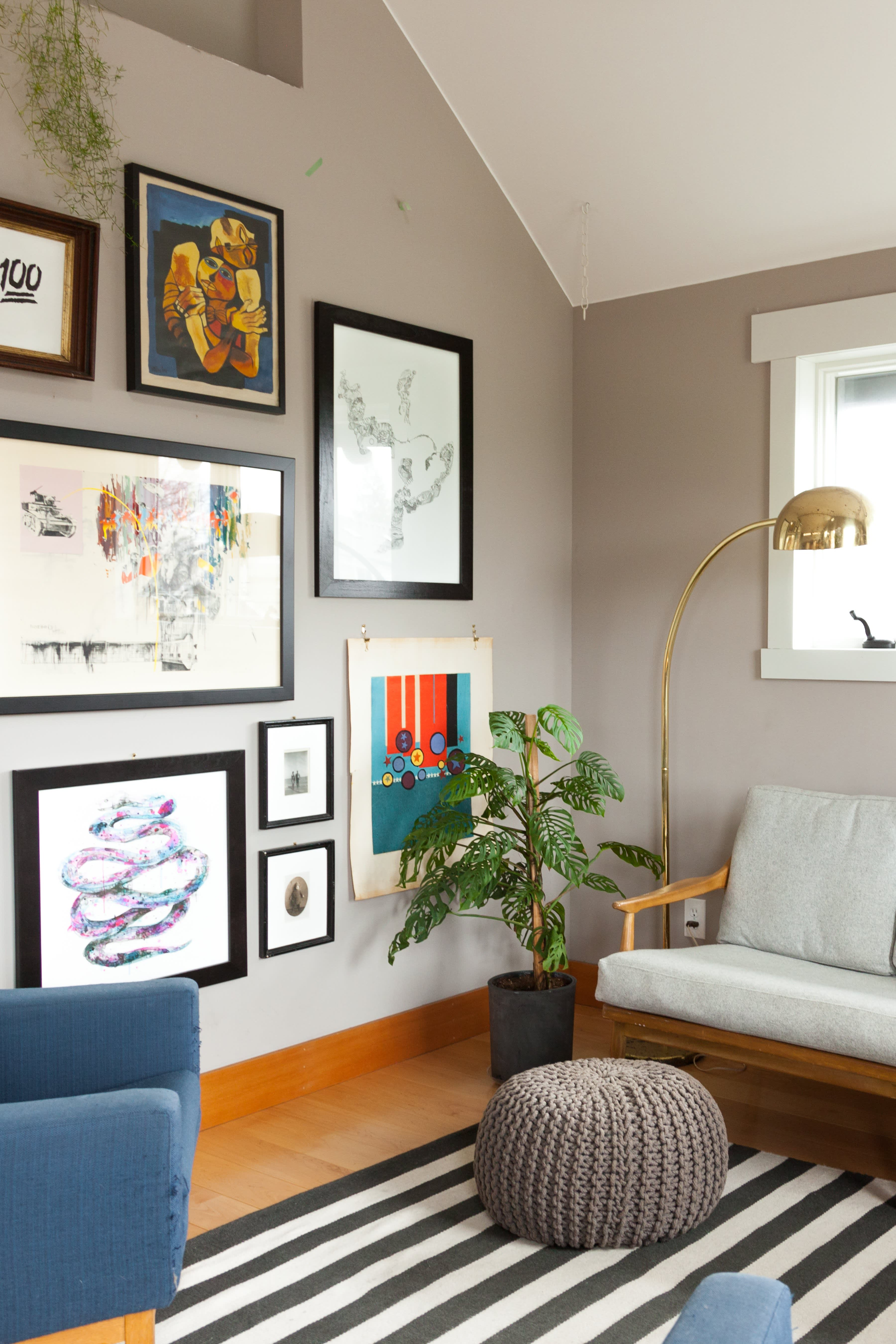 This Weekend Mindlessly Refresh Your Living Room For Free