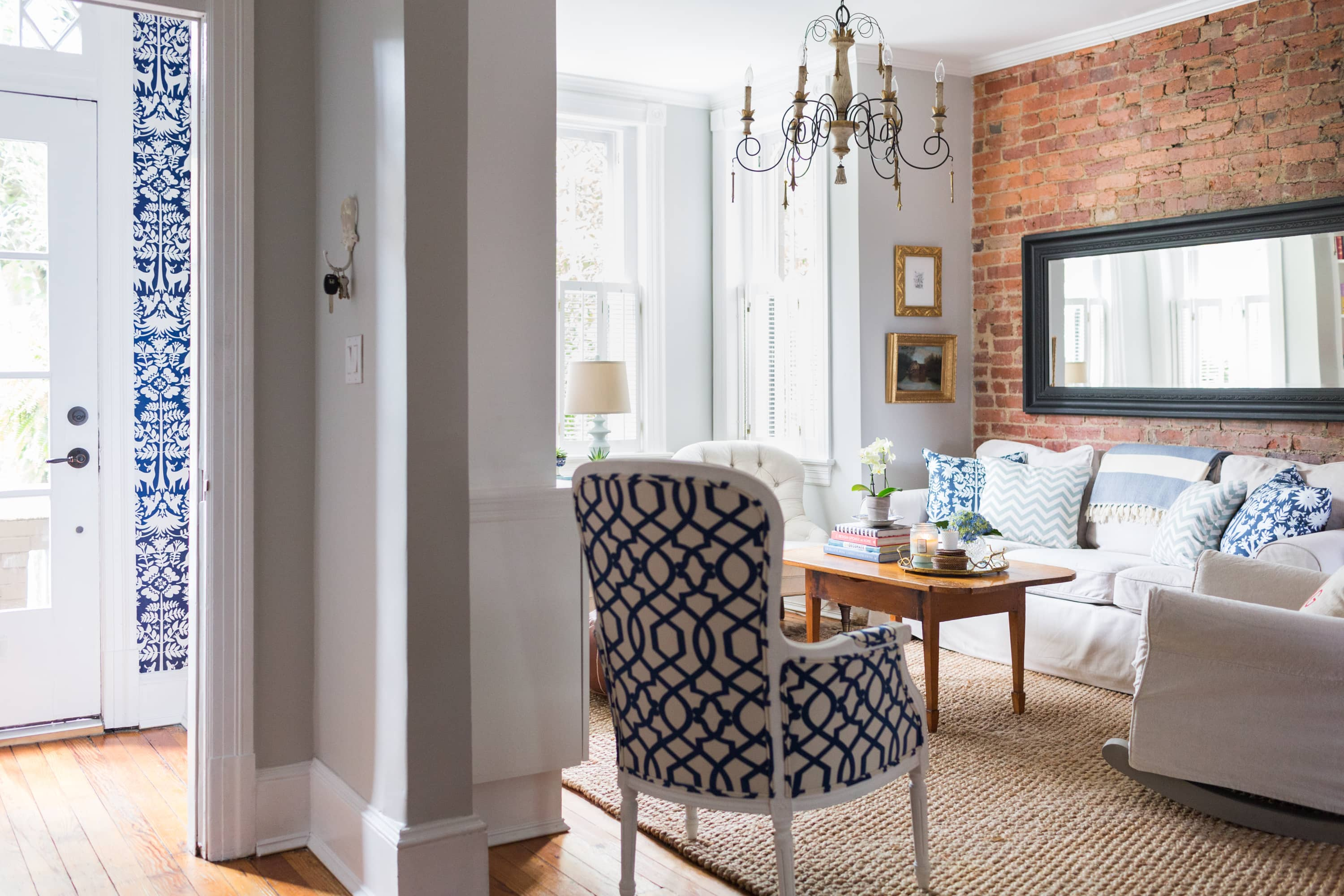Cozy, Southern Charm In A Hundred Year Old D.C. Family Row House