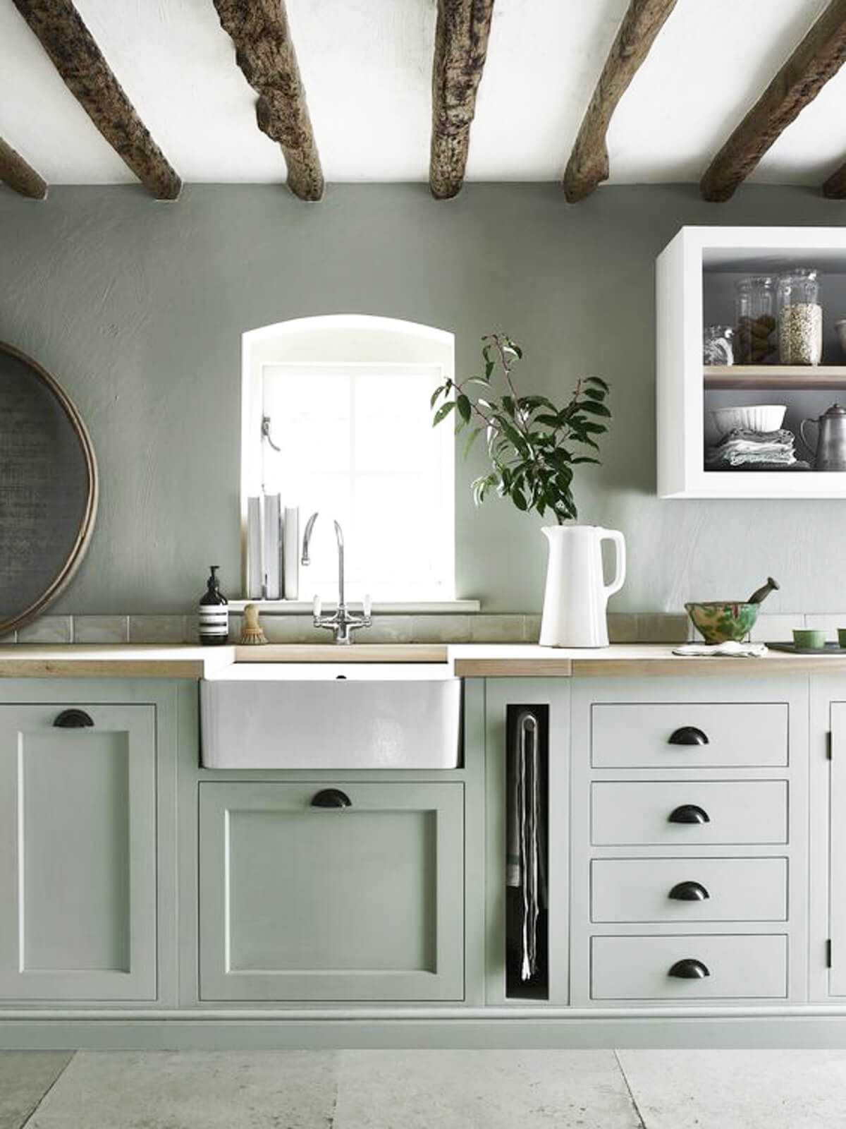 We're Calling It: The Top Kitchen Paint Colors for 2018 ...