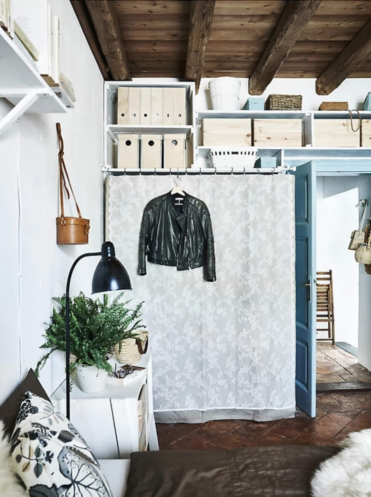9 Clever Small Space Ideas To Steal From IKEA