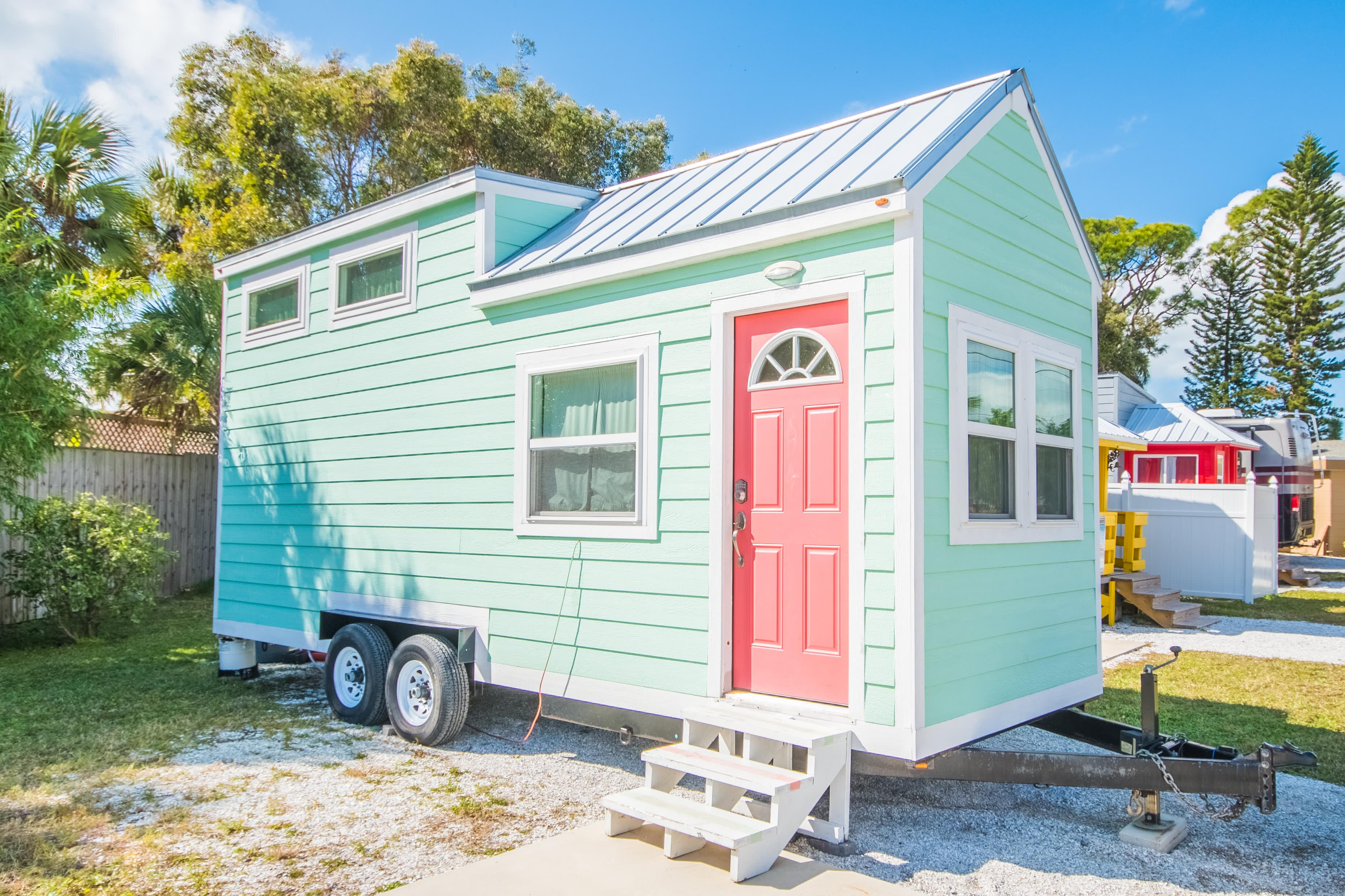 Tiny House Resort Florida Rental Photos Apartment Therapy