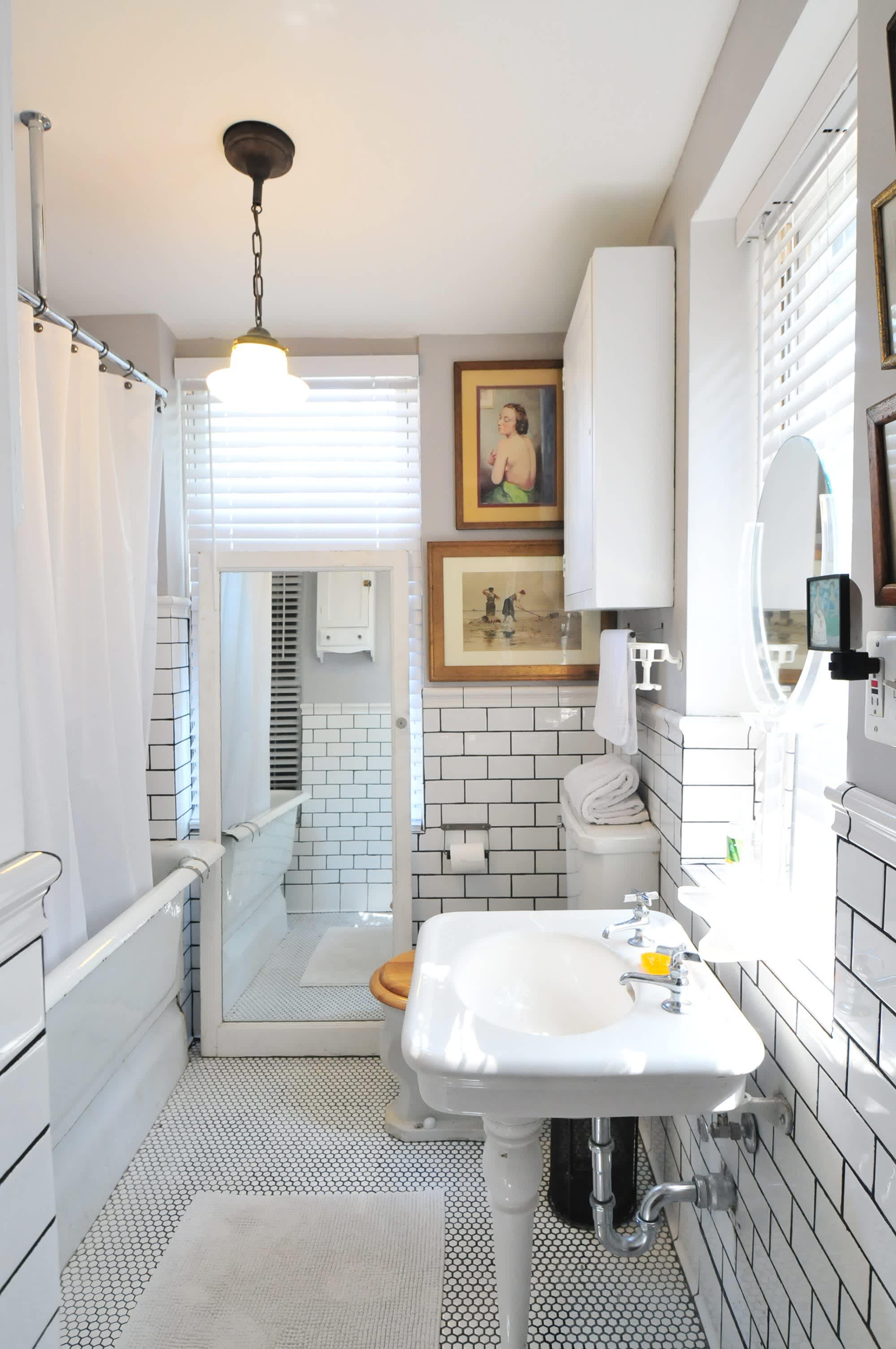 50 Best Bathroom Design Ideas   Apartment Therapy on Apartment Bathroom Ideas  id=68818