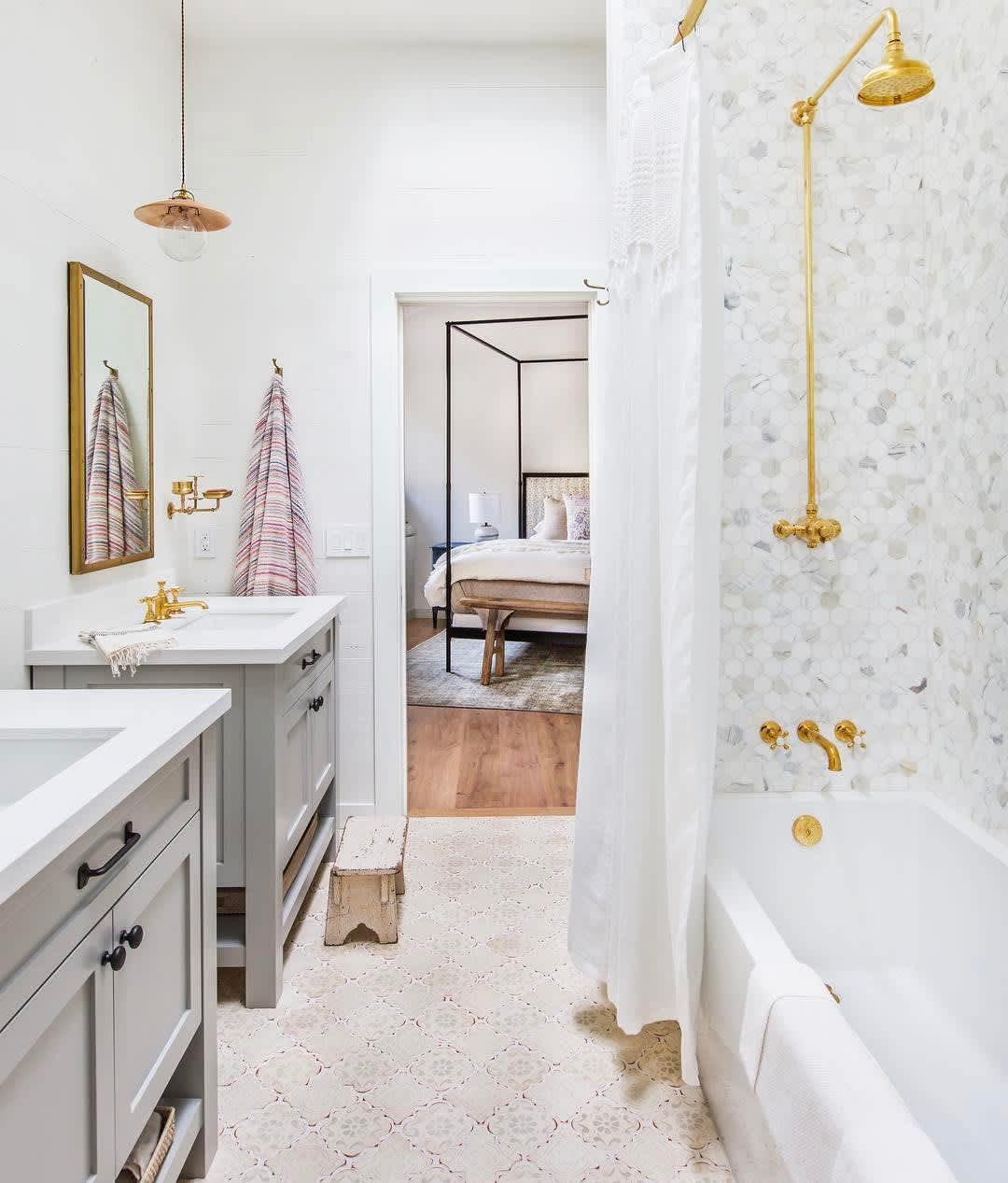 50 Best Bathroom Design Ideas   Apartment Therapy on Apartment Bathroom Ideas  id=99634