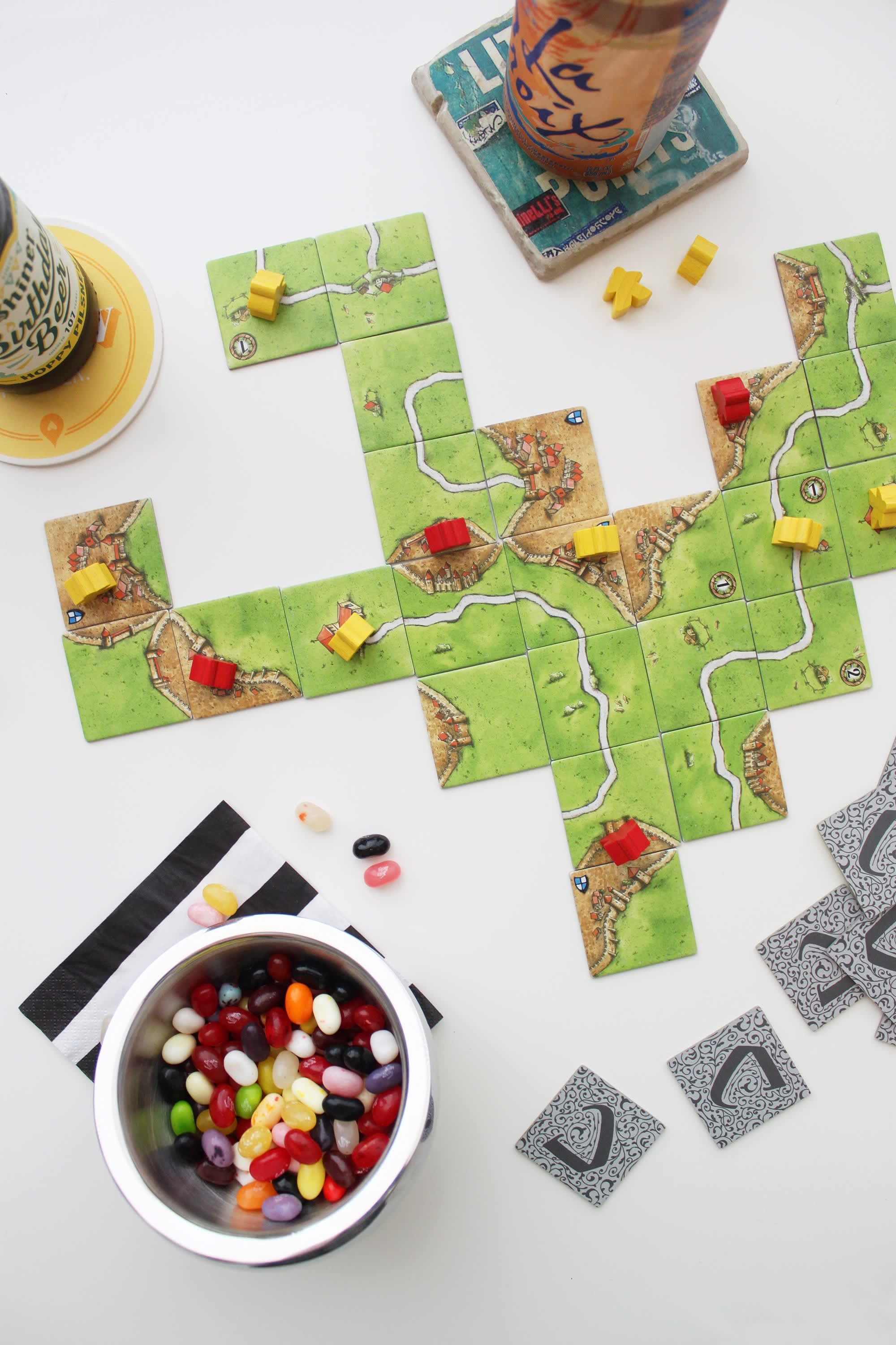 The Best 2-Player Board Games for Couples to Play at Home Together