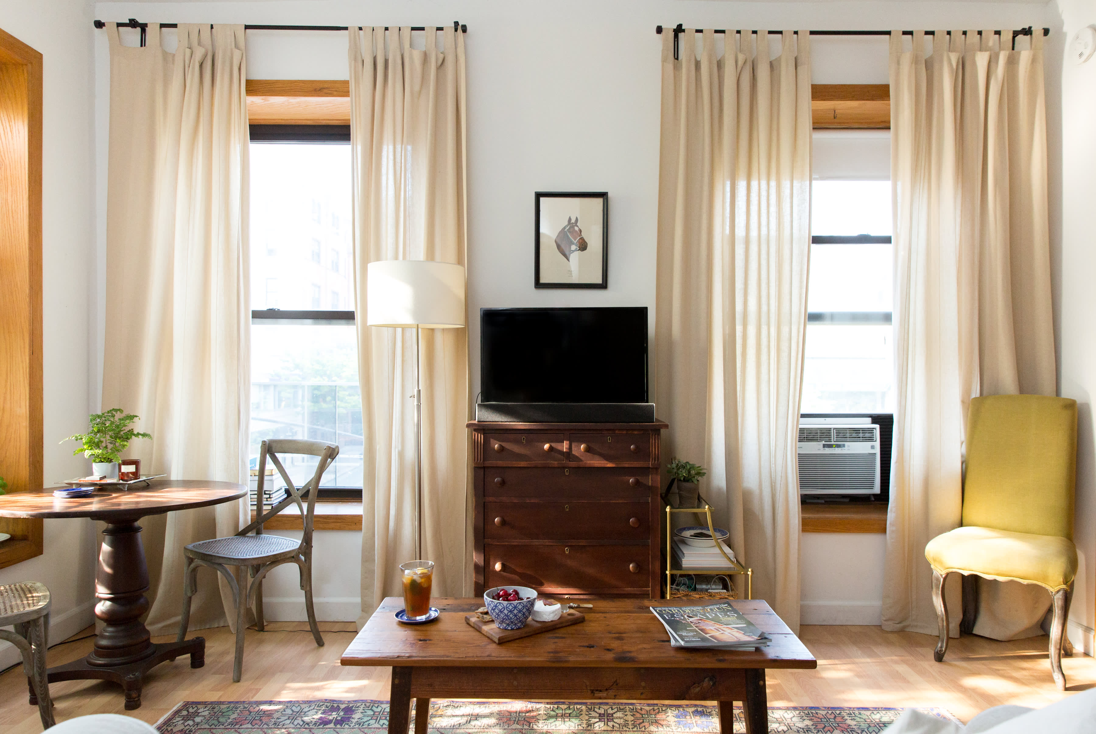 Small Space Storage Ideas from a Brooklyn Apartment   Apartment Therapy