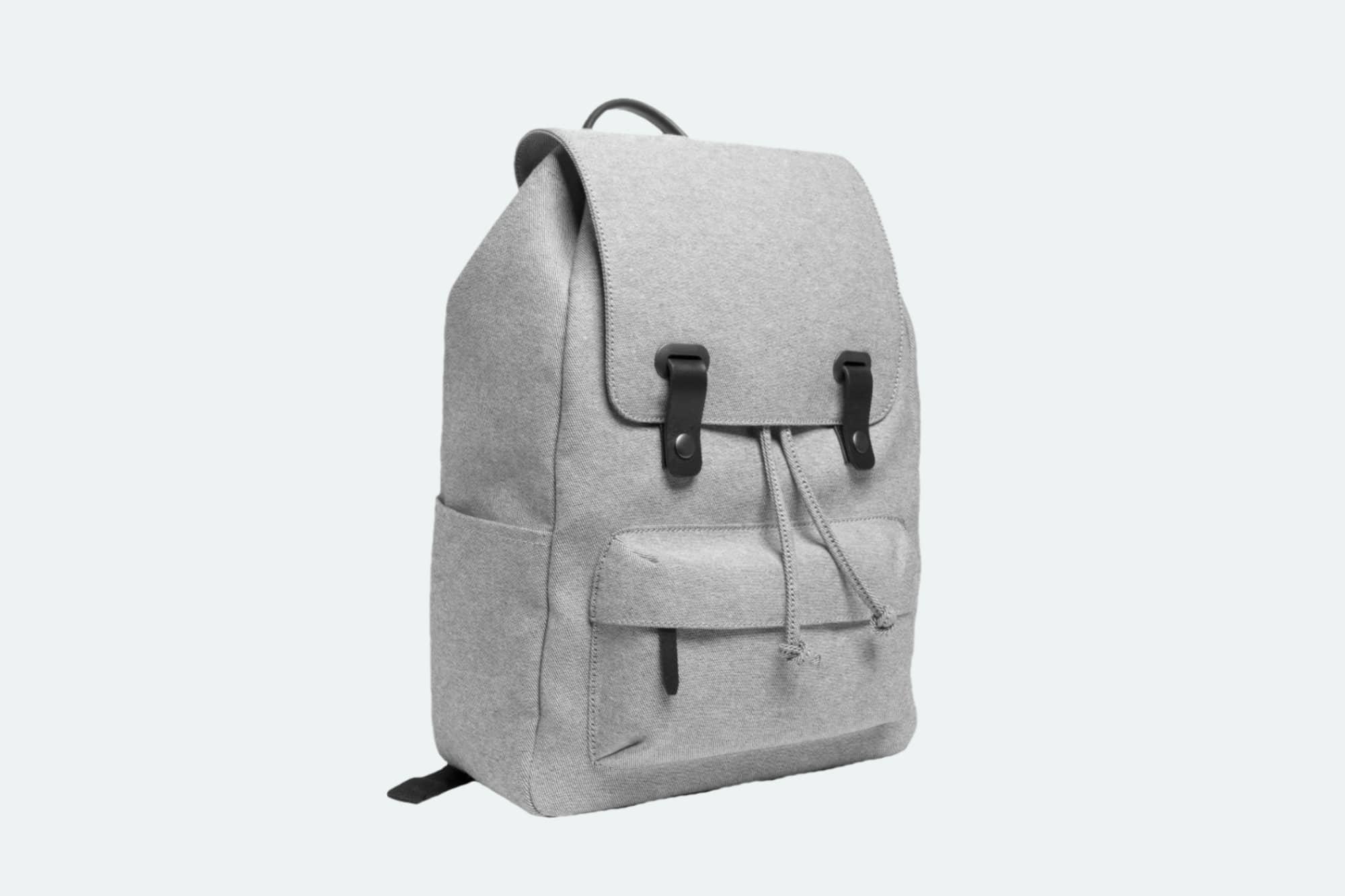 2e4c66b289 Everlane Twill Snap Backpack
