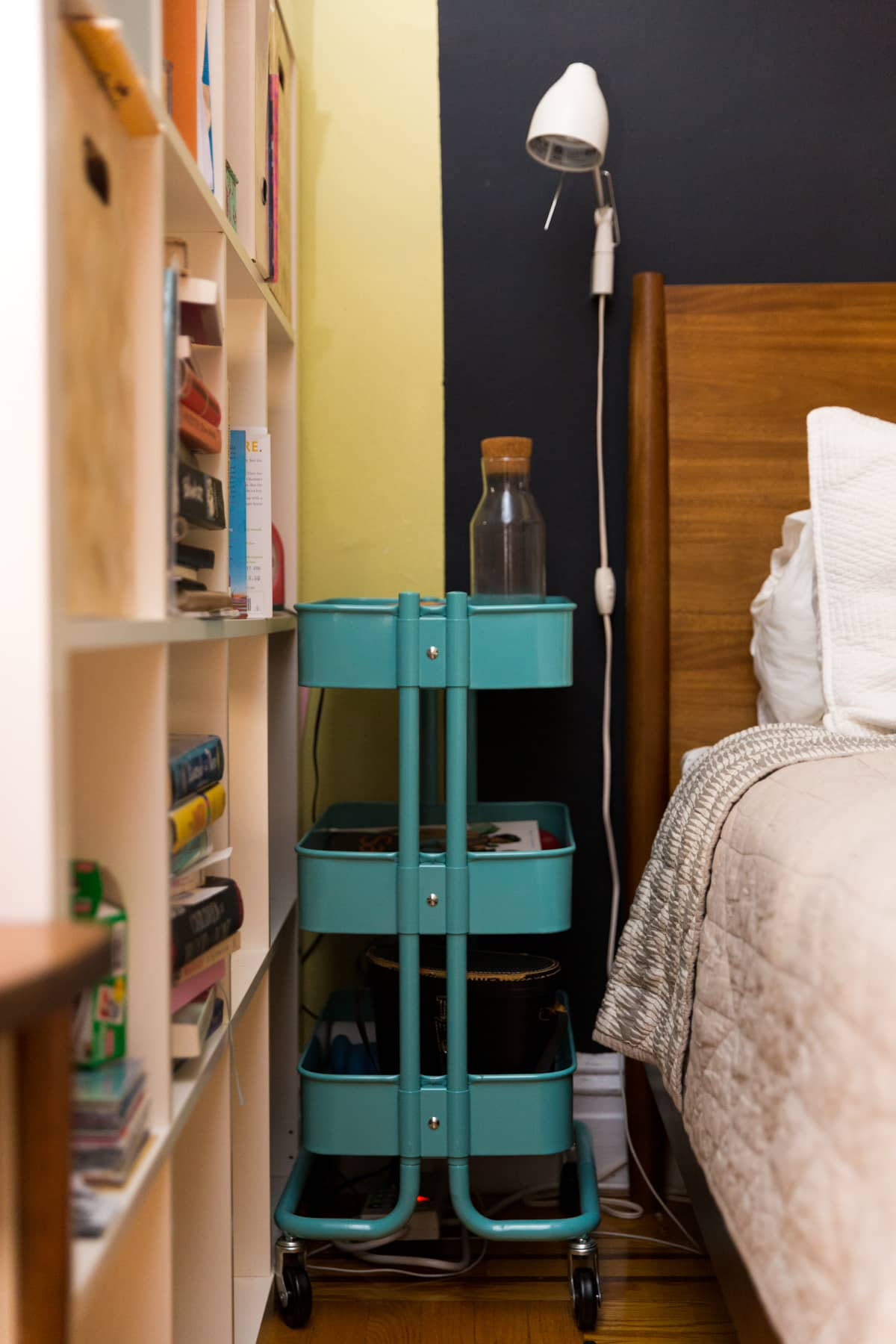 A Tiny 300-Square-Foot Studio Apartment Is a Jewel Box: gallery image 11
