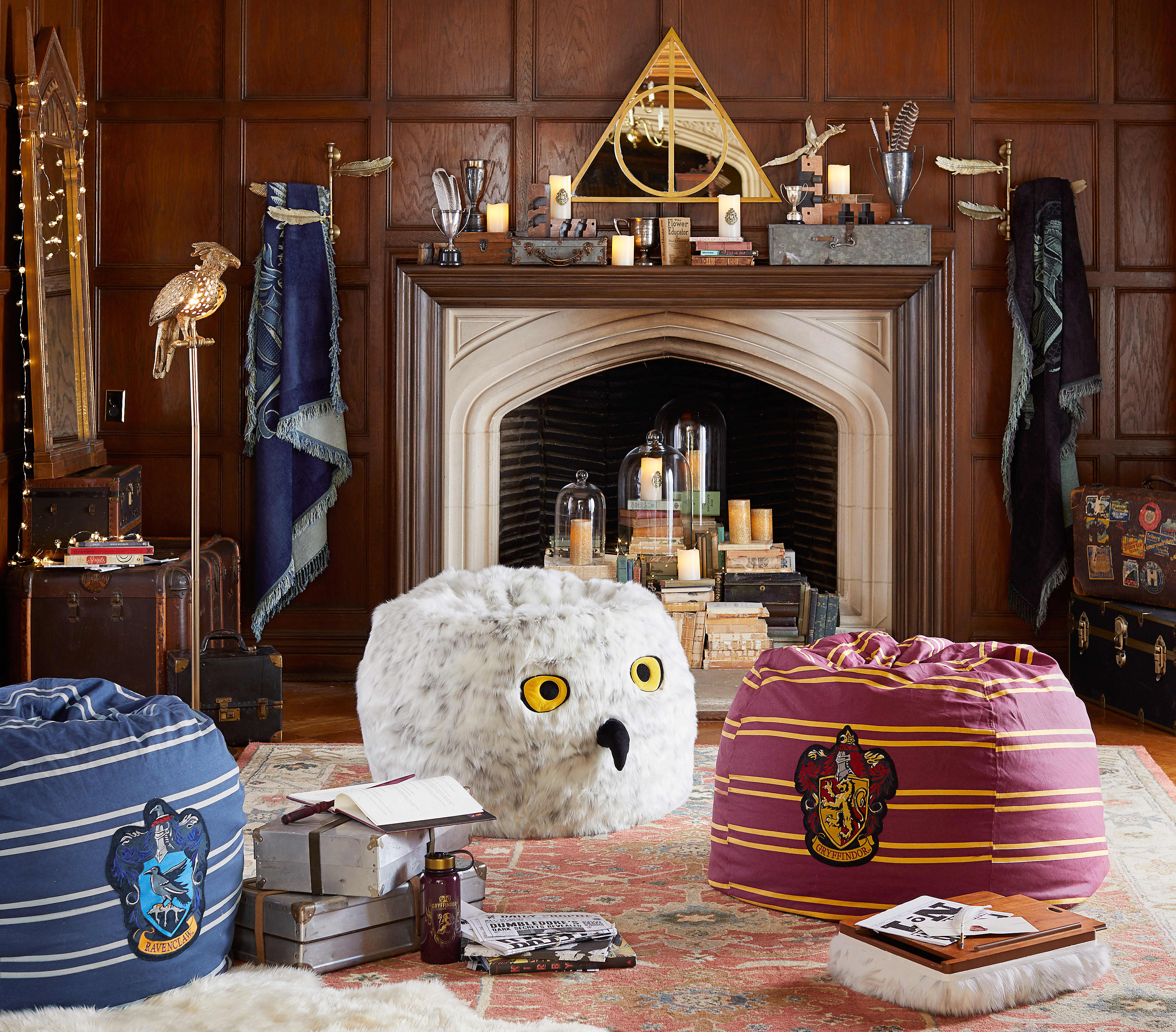 Pottery Barns New Harry Potter Home Decor Has Us On Platform 9 3 4 Gallery Image