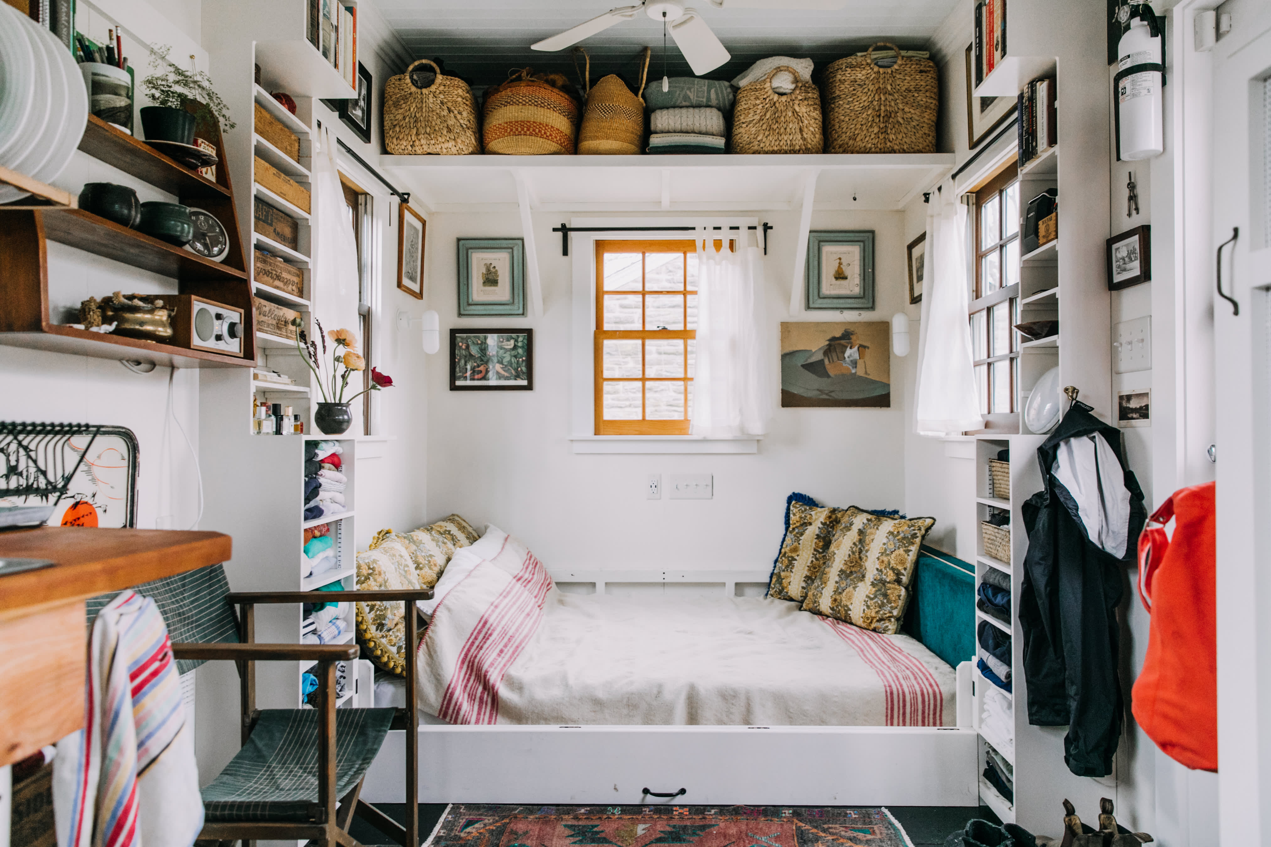 10 Inspiring Tiny Home Interiors We Spotted On Instagram