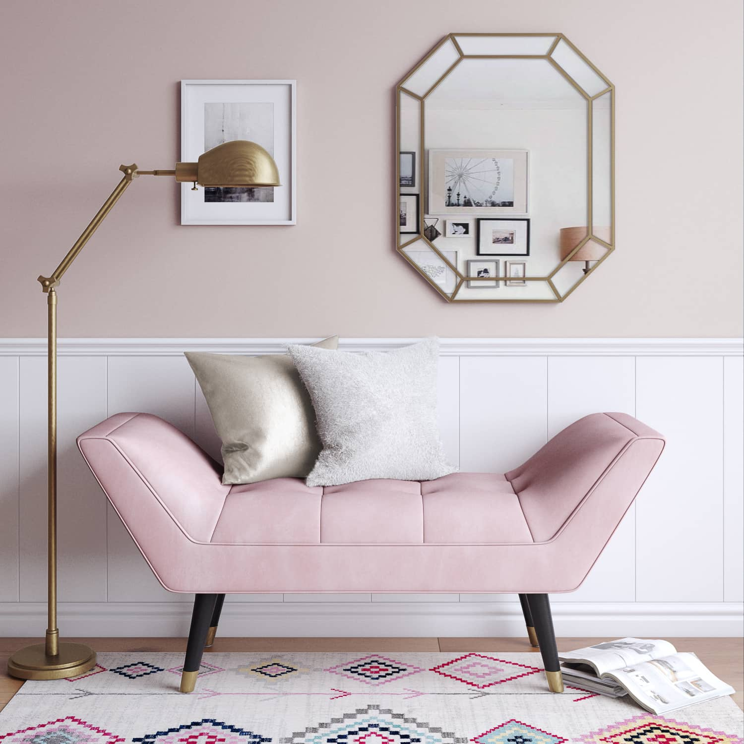 Cosmopolitan Just Launched A Home Decor Line For Small Spaces Gallery Image 3