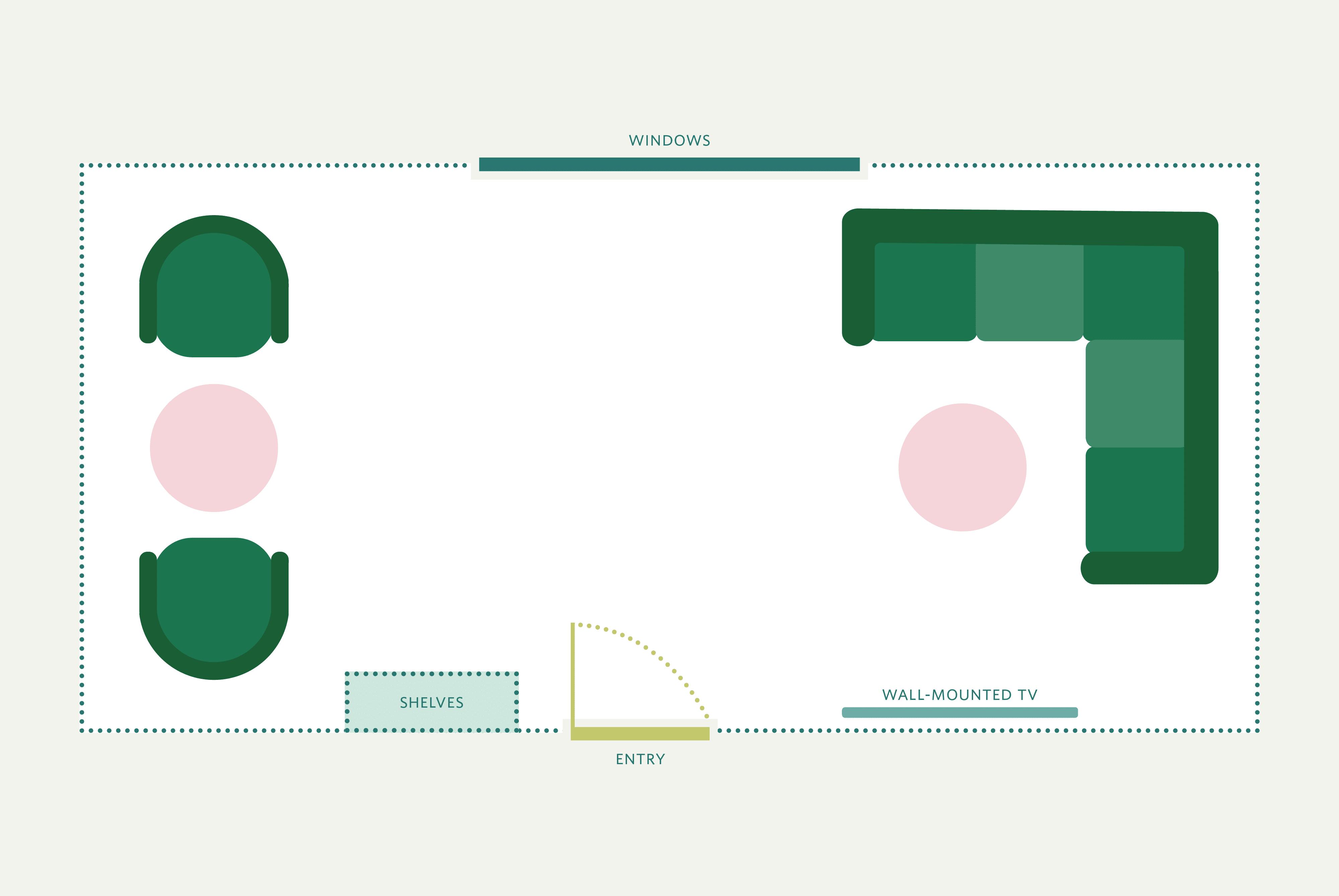 5 Genius Ways To Arrange Furniture In A Long Narrow Living Room