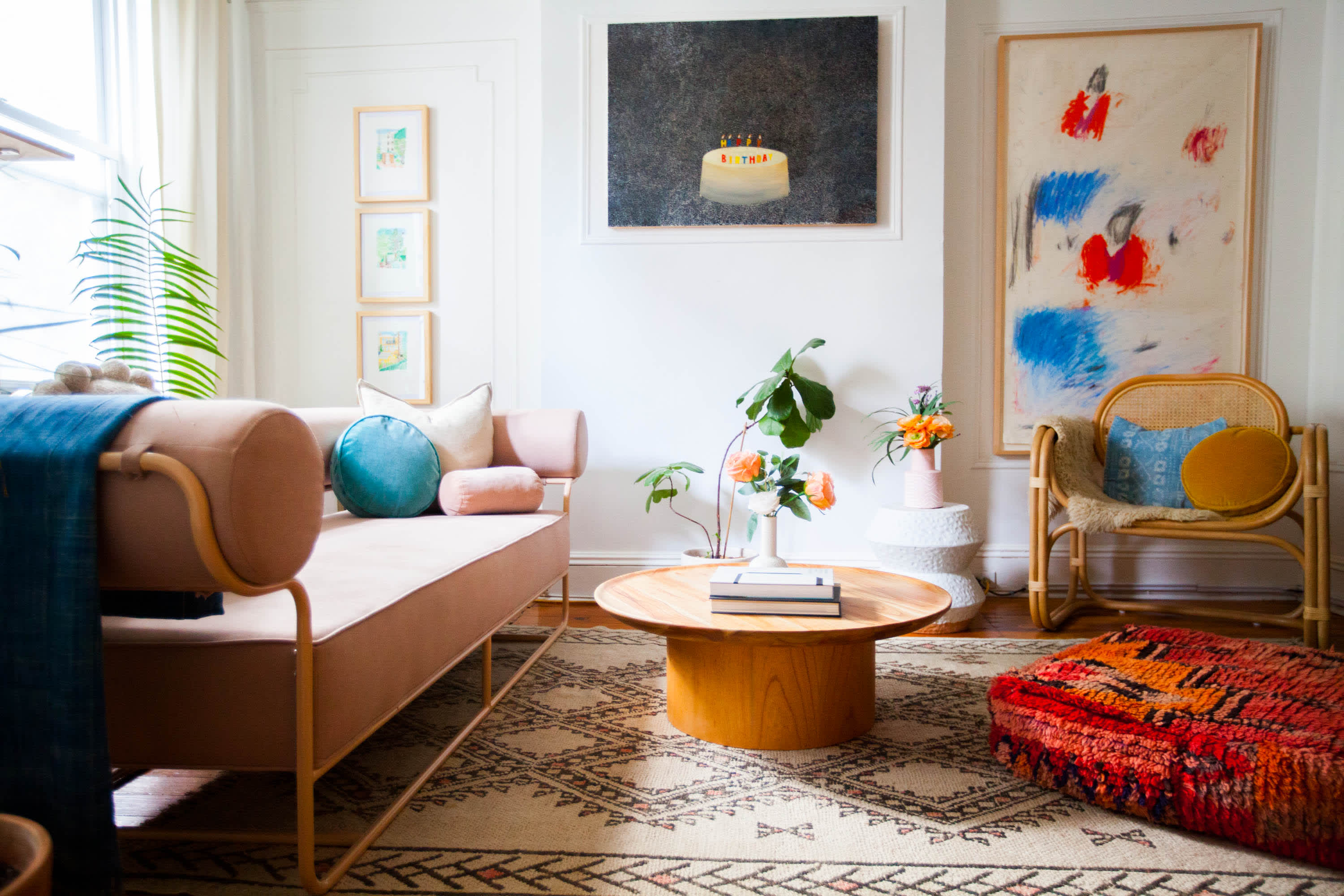 This Brooklyn Home Has An Envy Inducing Art Collection: Gallery Image 2