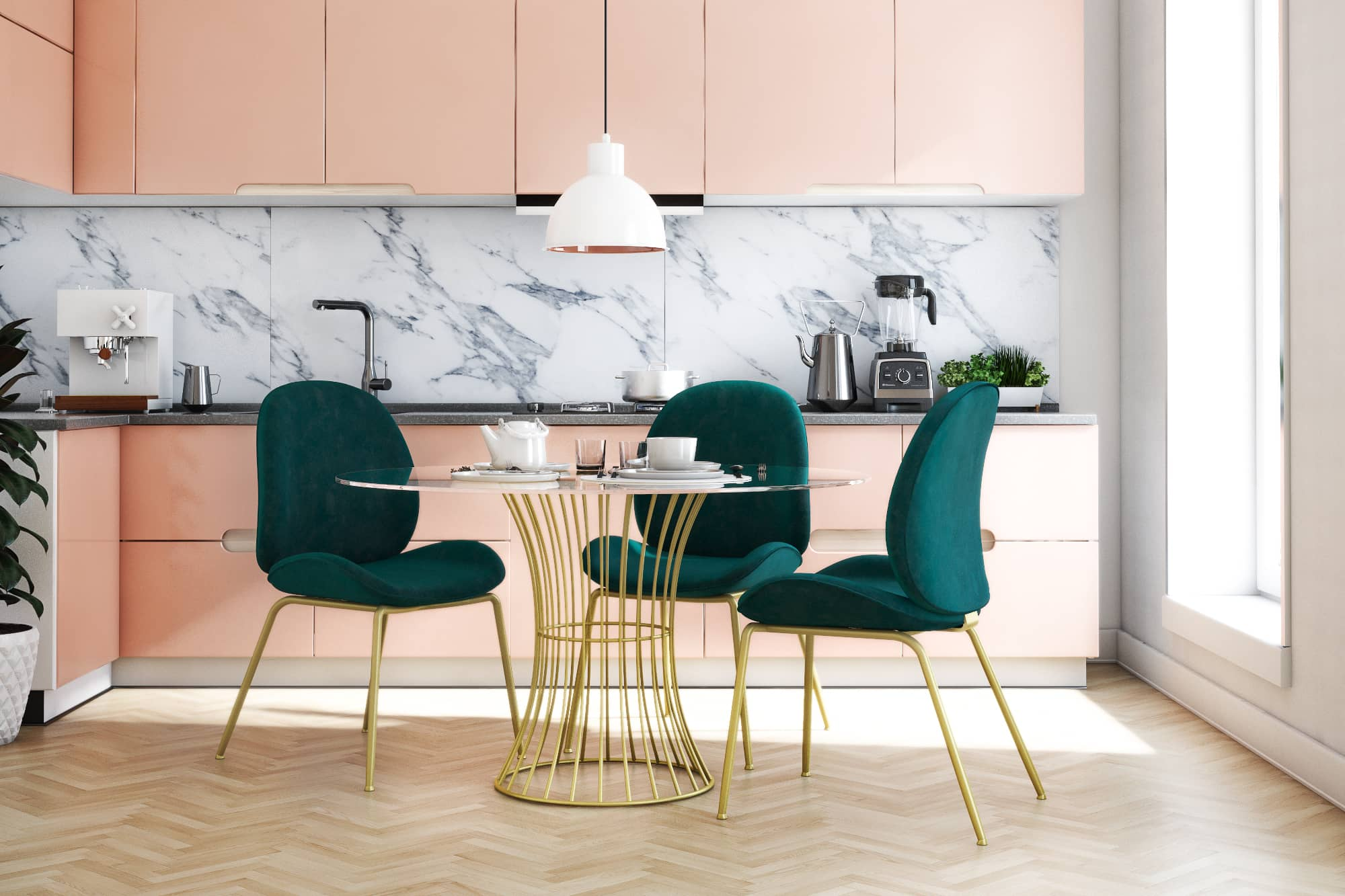Amazing Cosmopolitan Just Launched A Home Decor Line For Small Spaces: Gallery  Image 1