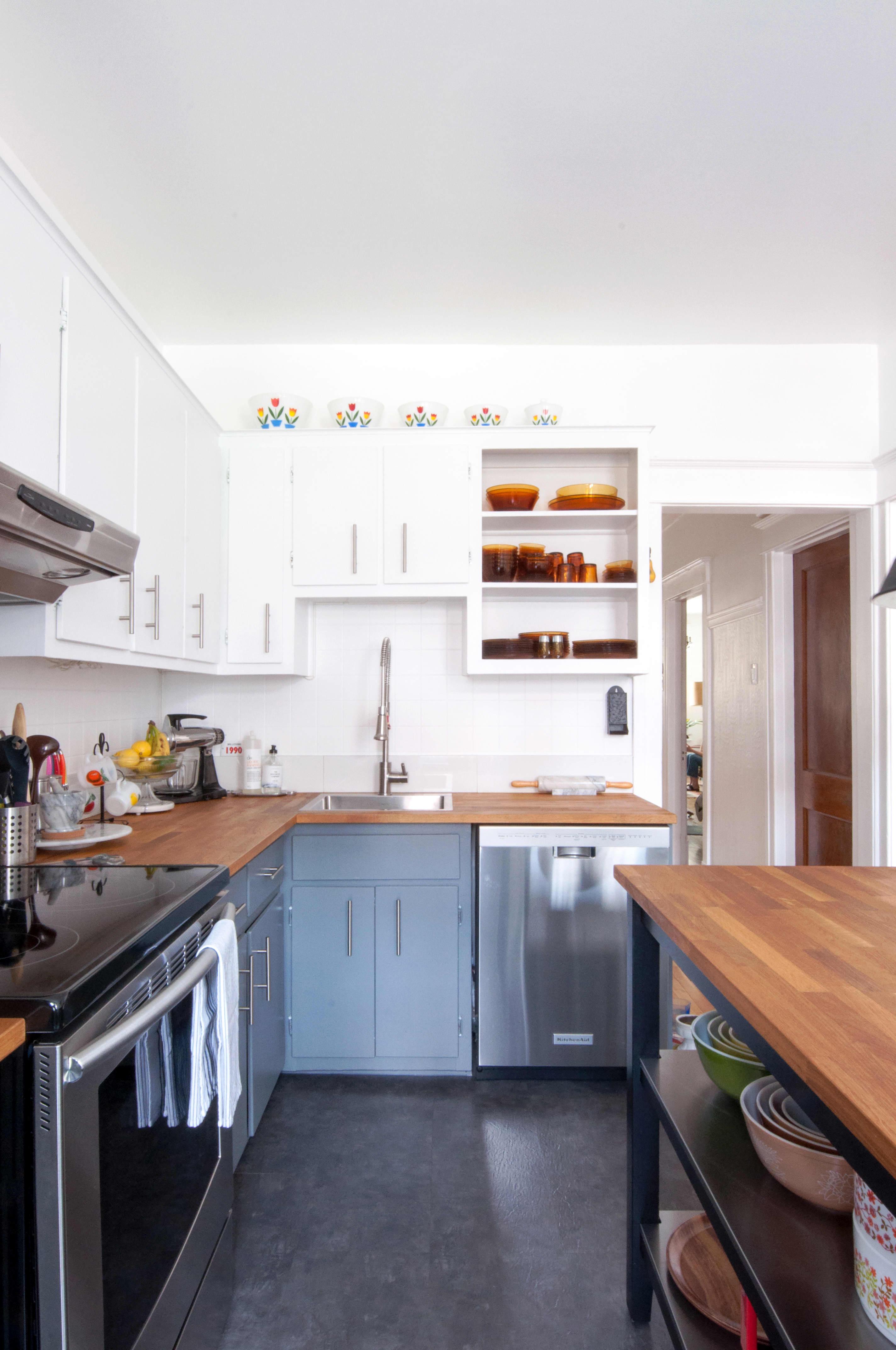 Small Kitchen Island Ideas | Apartment Therapy